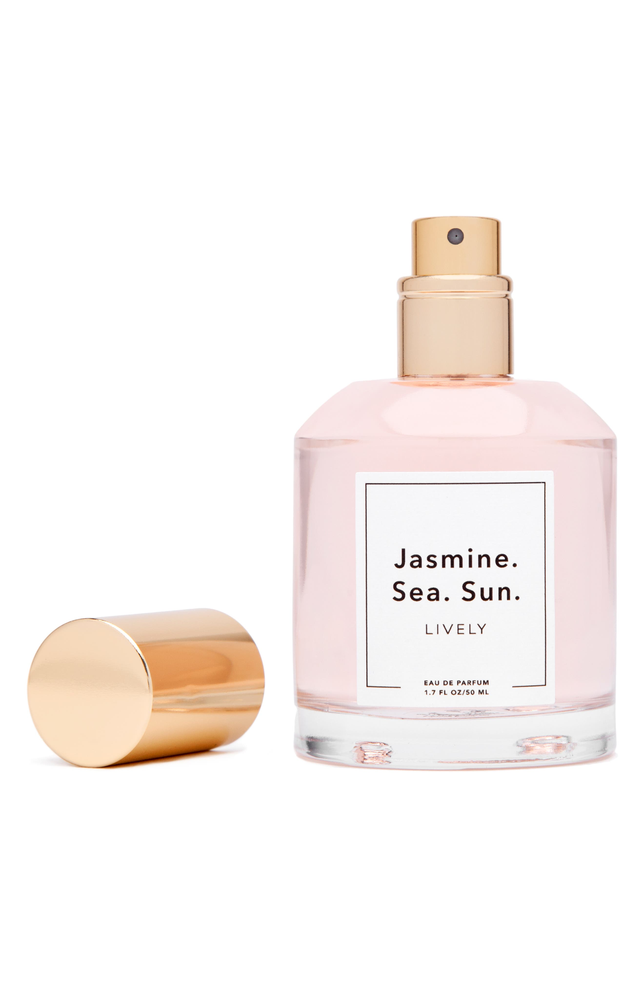 Jasmine.Sea.Sun Eau de Parfum,                             Alternate thumbnail 2, color,                             PINK