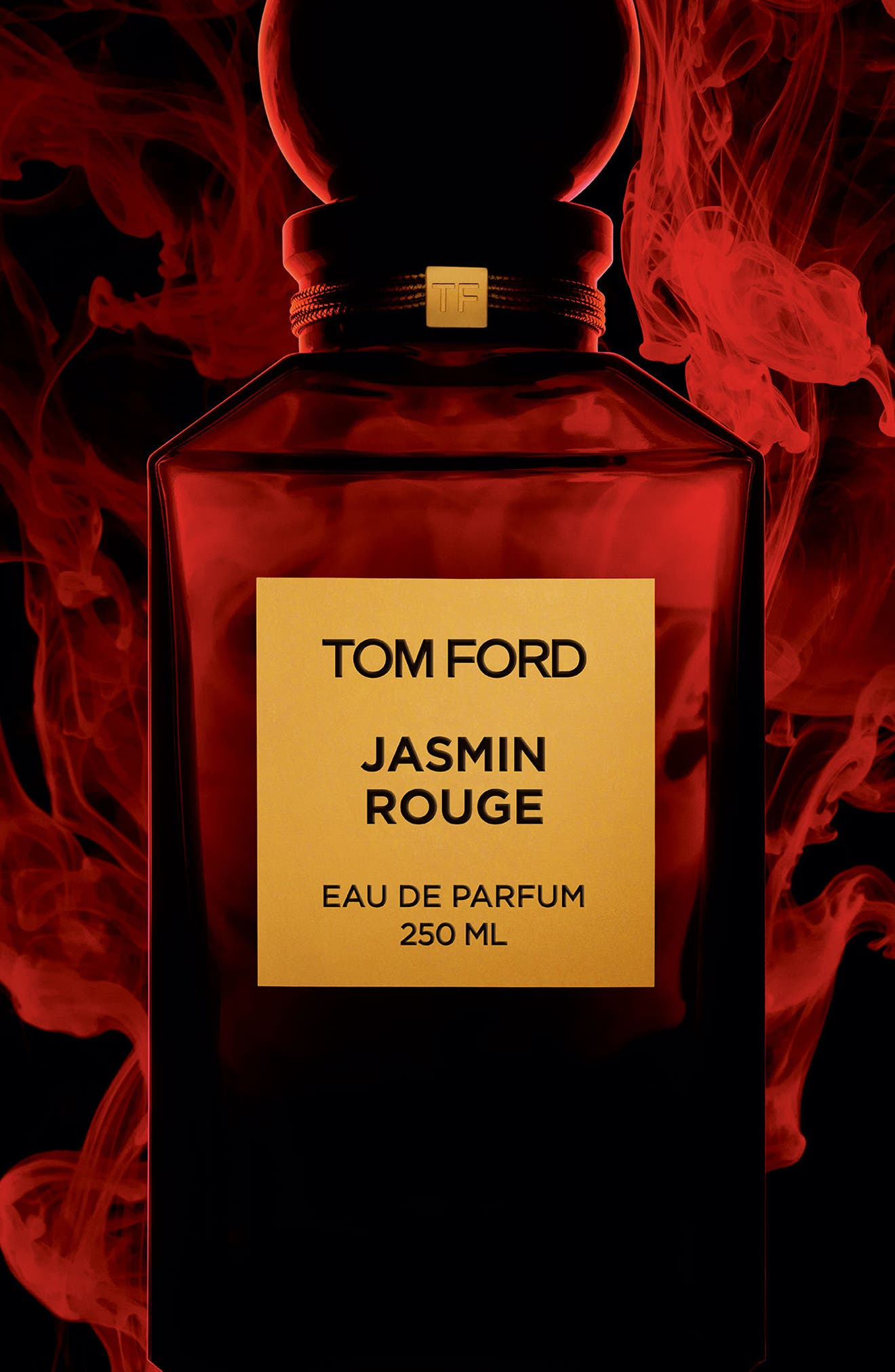 Private Blend Jasmin Rouge Eau de Parfum Decanter,                             Alternate thumbnail 7, color,                             NO COLOR