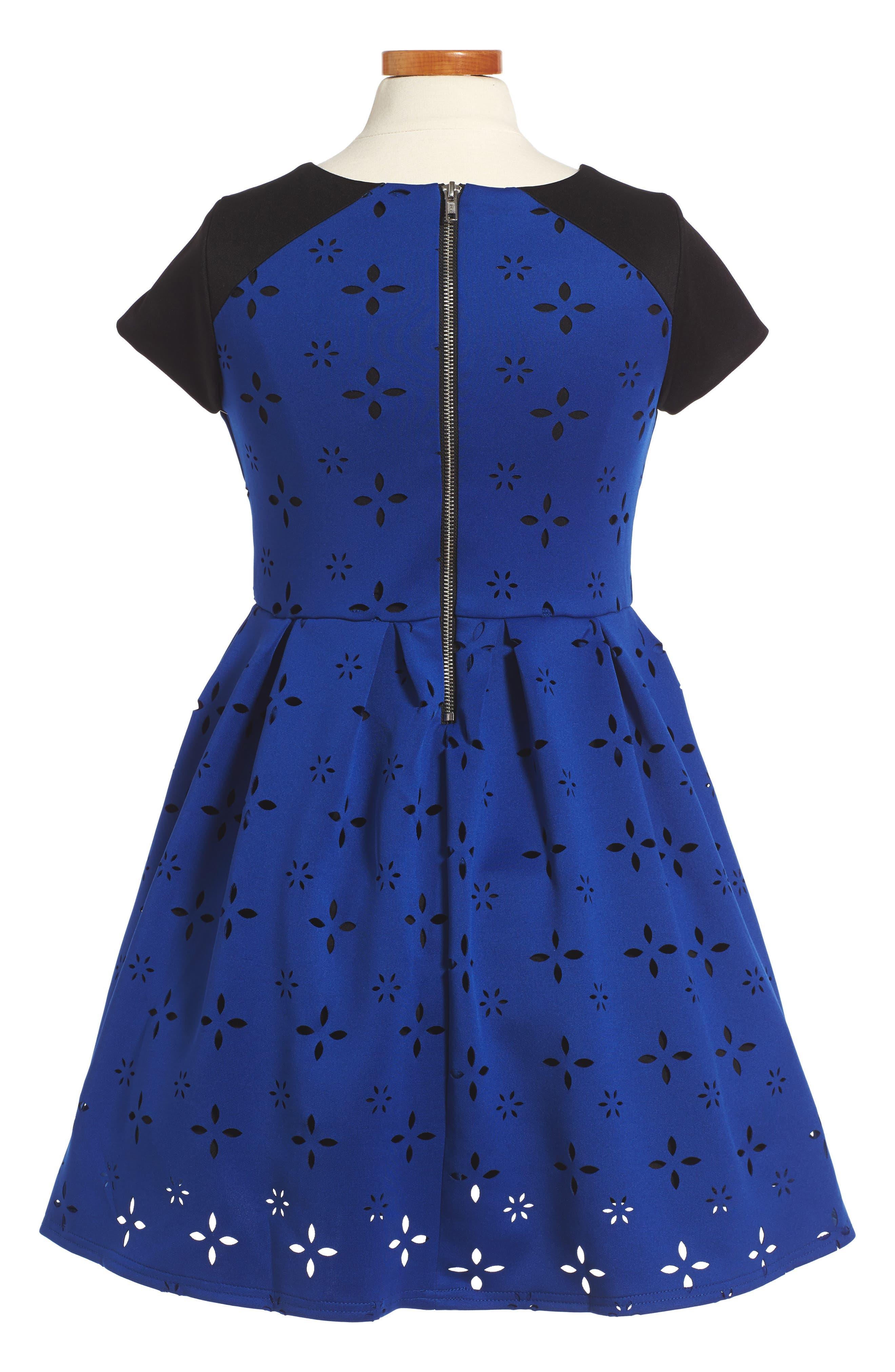 Cutout Dress,                             Alternate thumbnail 2, color,                             471