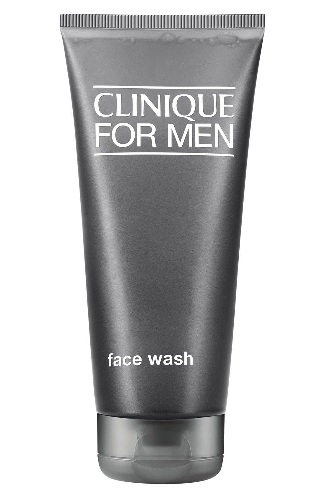 for Men Face Wash,                             Main thumbnail 1, color,                             NO COLOR
