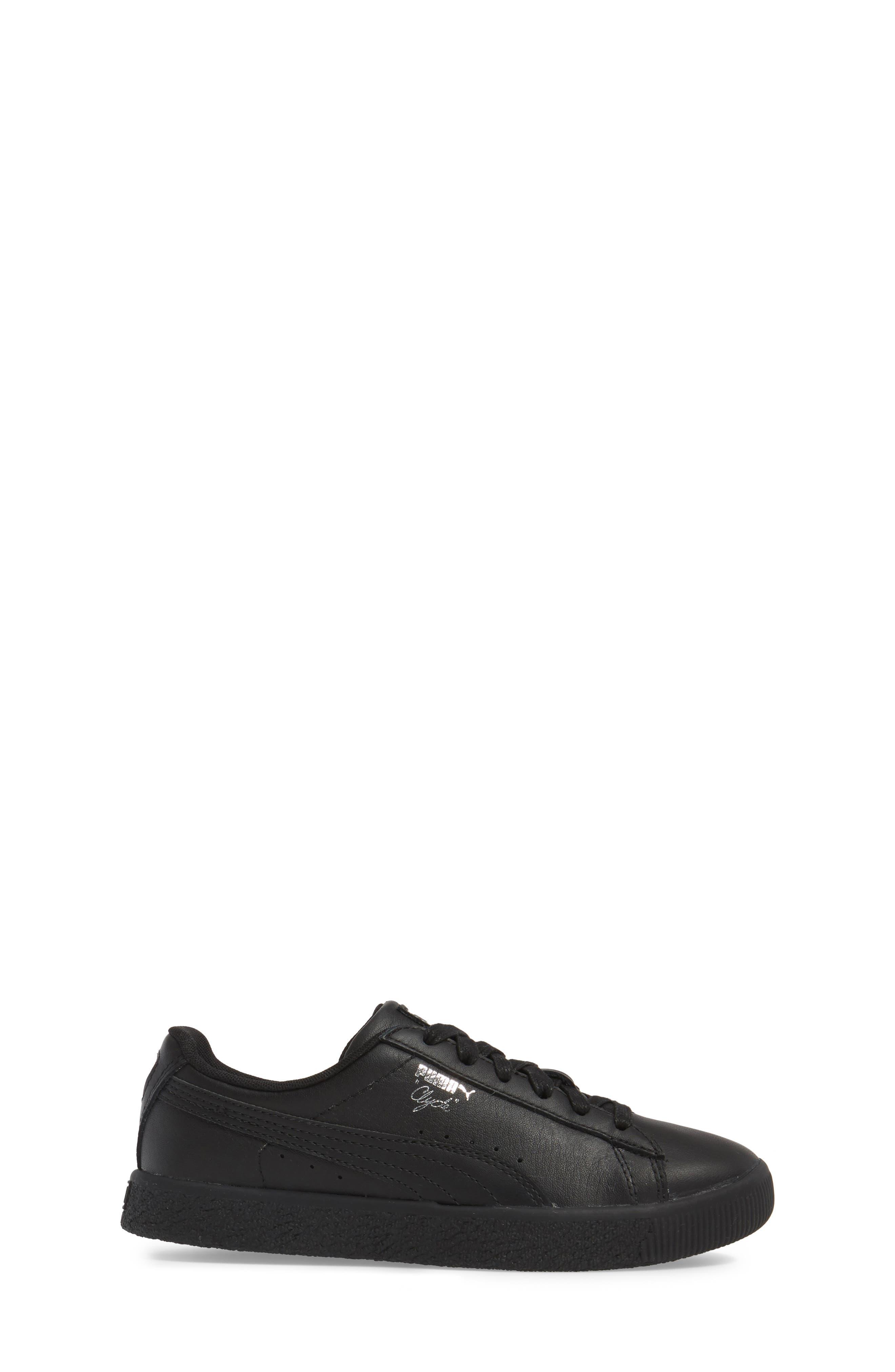 Clyde Core Foil Sneaker,                             Alternate thumbnail 14, color,