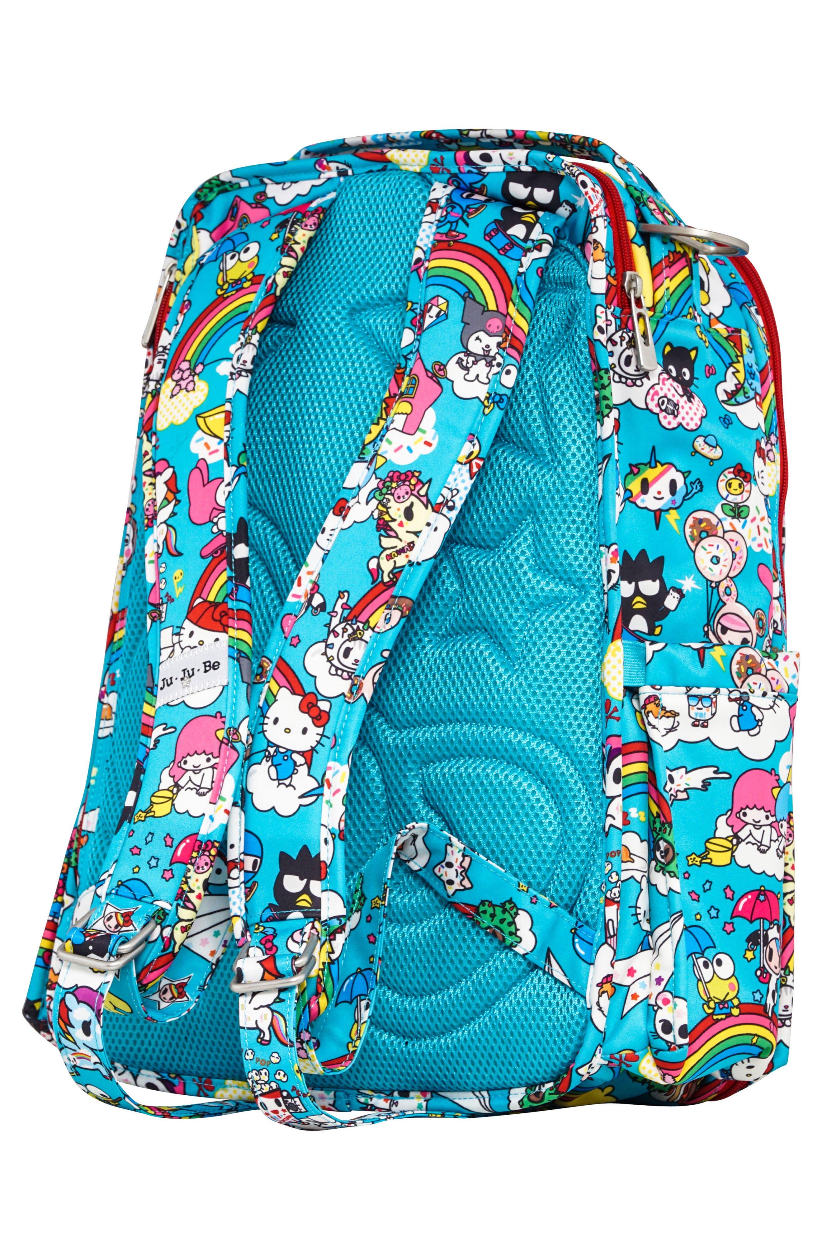x tokidoki for Hello Sanrio Rainbow Dreams Be Mini Backpack,                             Alternate thumbnail 2, color,                             433