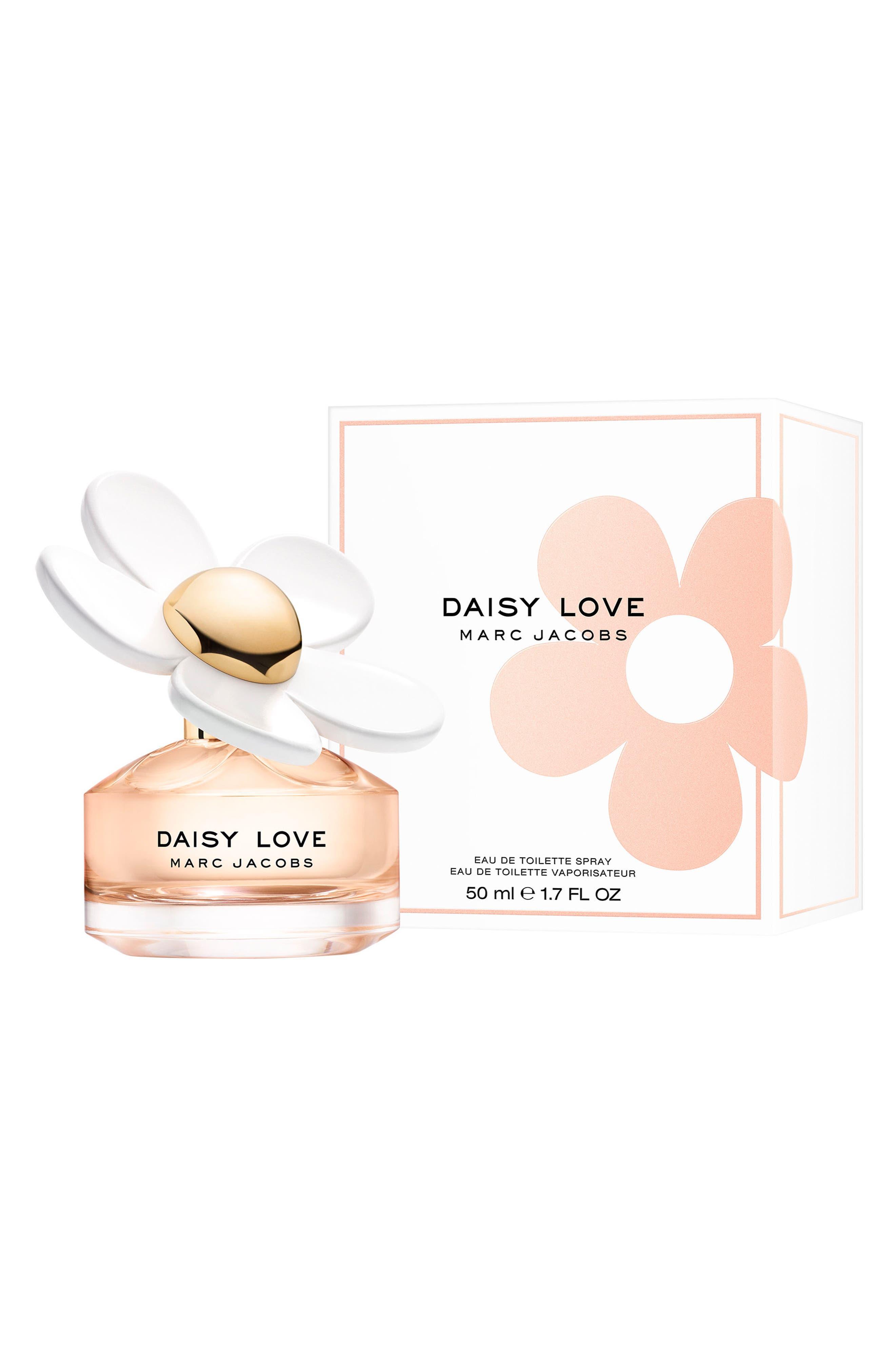 Daisy Love Eau de Toilette,                             Alternate thumbnail 3, color,                             000