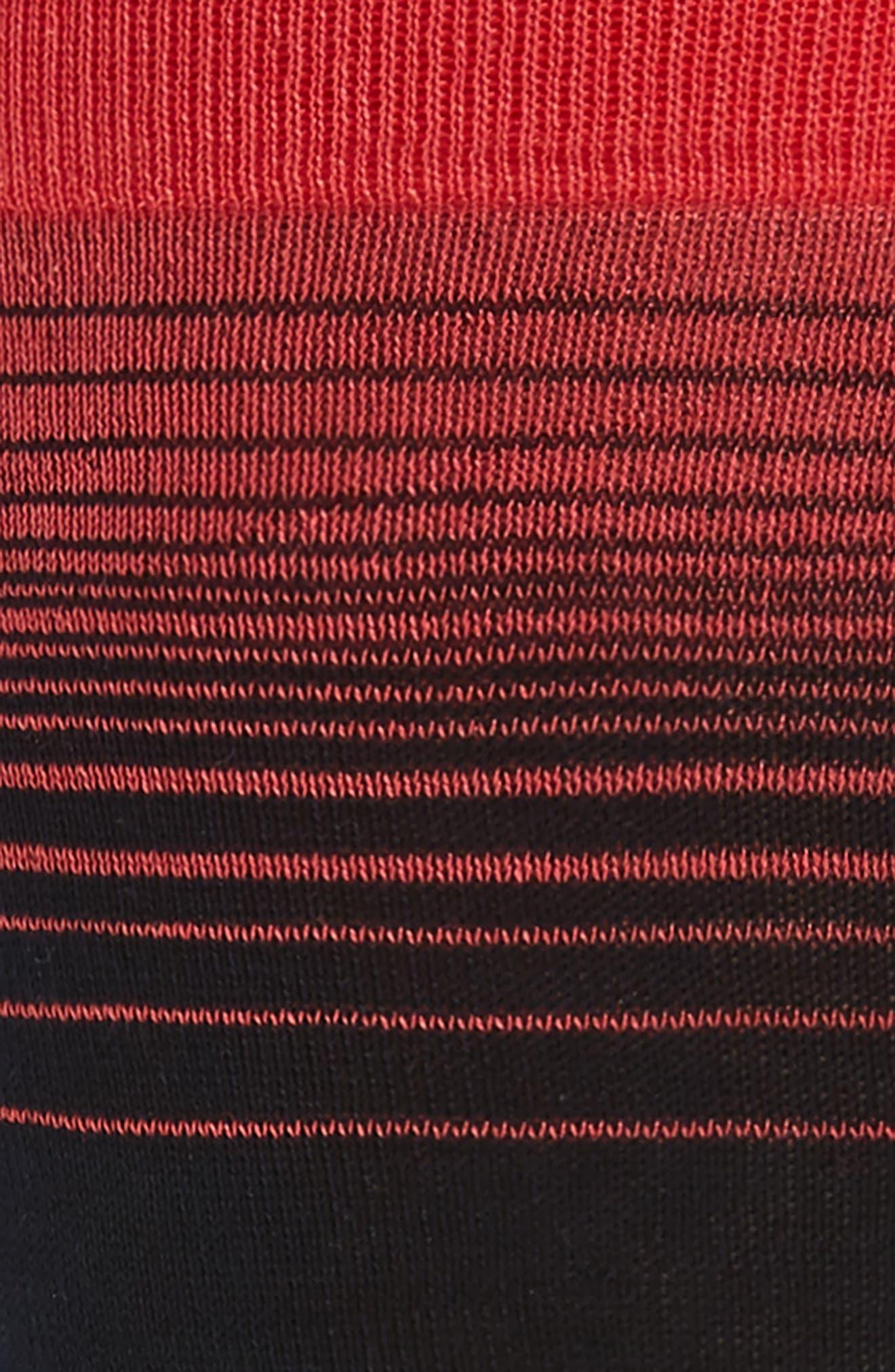 Stripe Socks,                             Alternate thumbnail 2, color,                             005