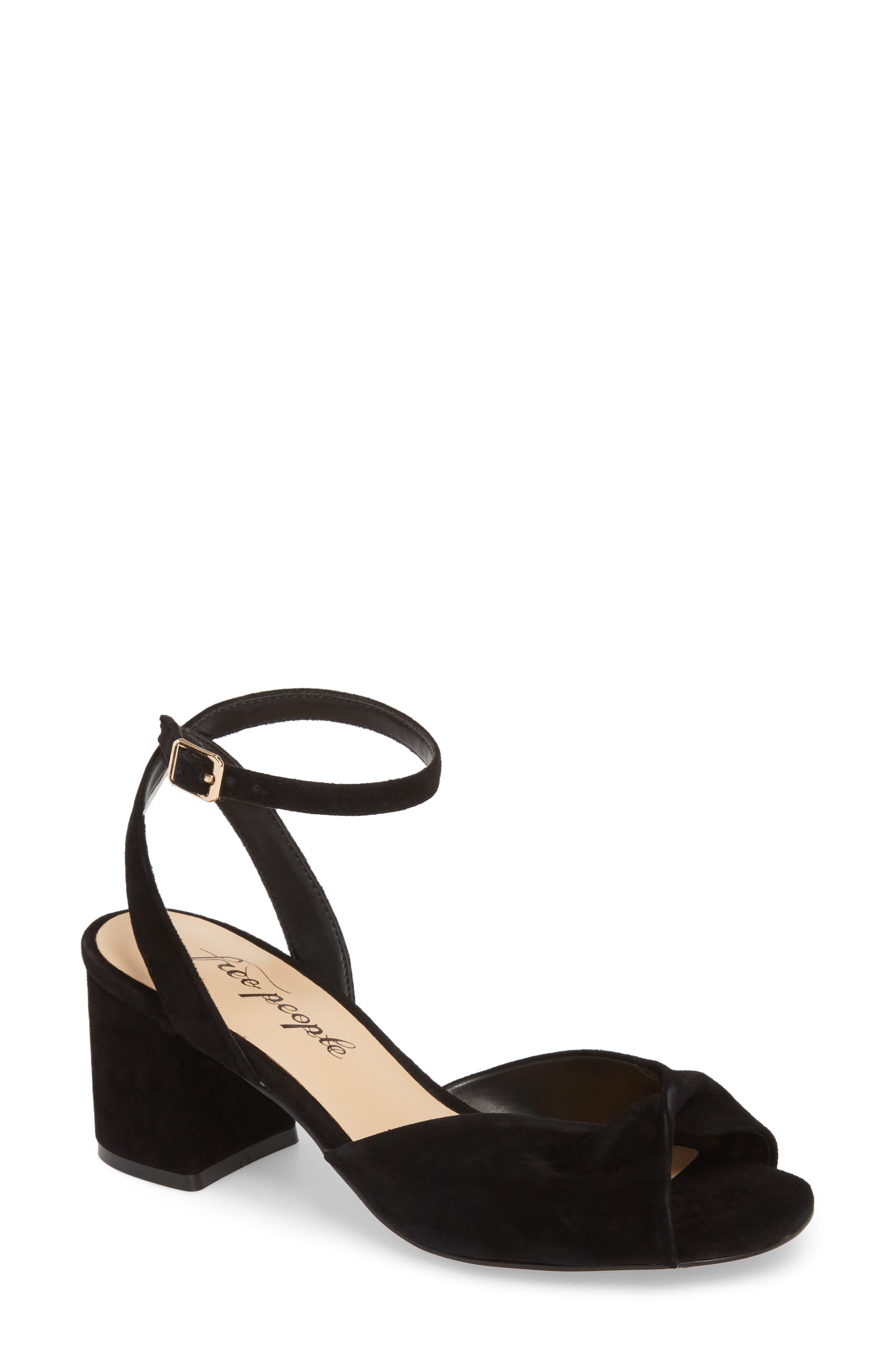 Gisele Twisted Sandal,                         Main,                         color, 001