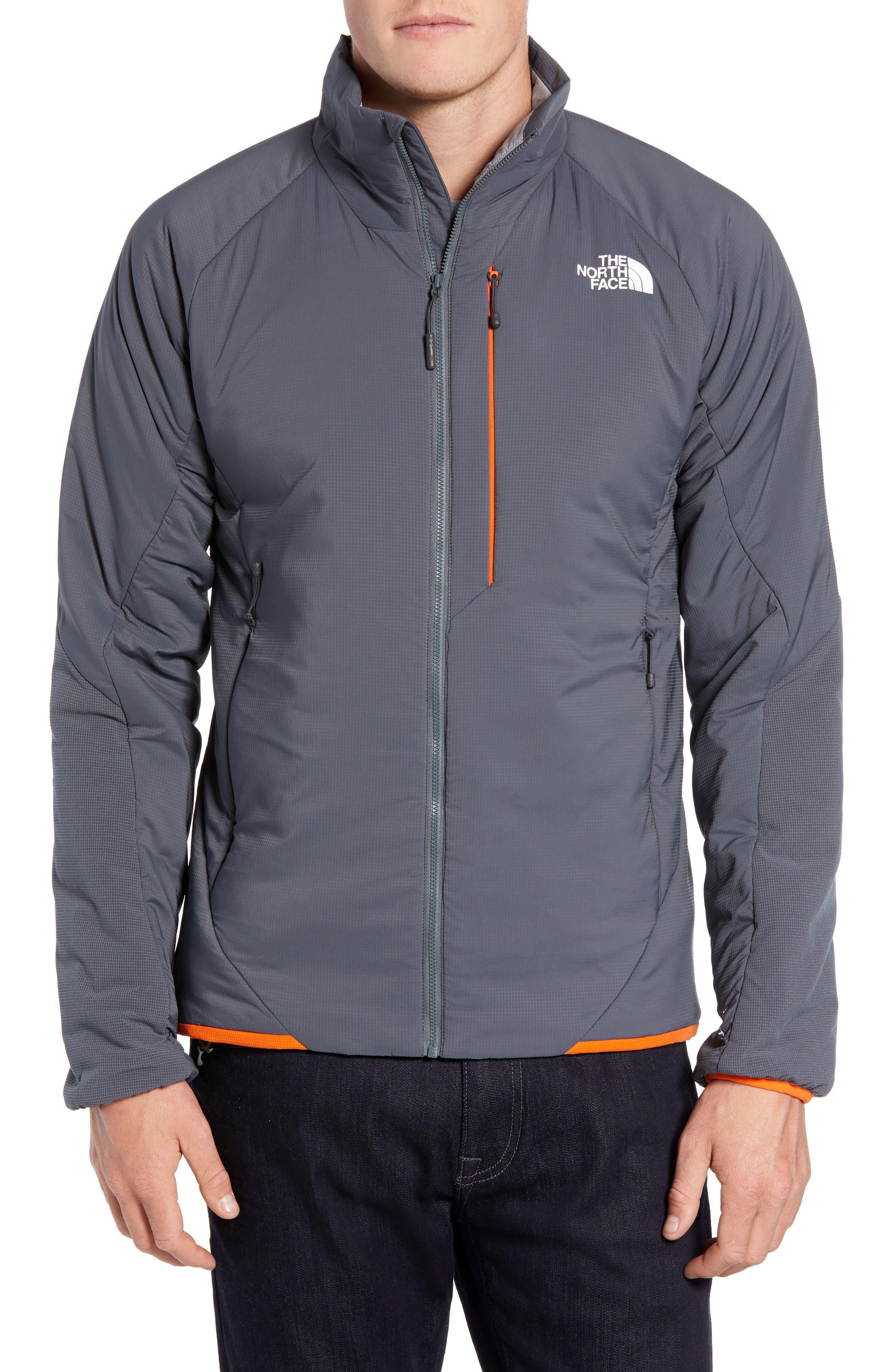 Ventrix Water Resistant Ripstop Jacket,                             Main thumbnail 1, color,                             VANADIS GREY/ VANADIS GREY