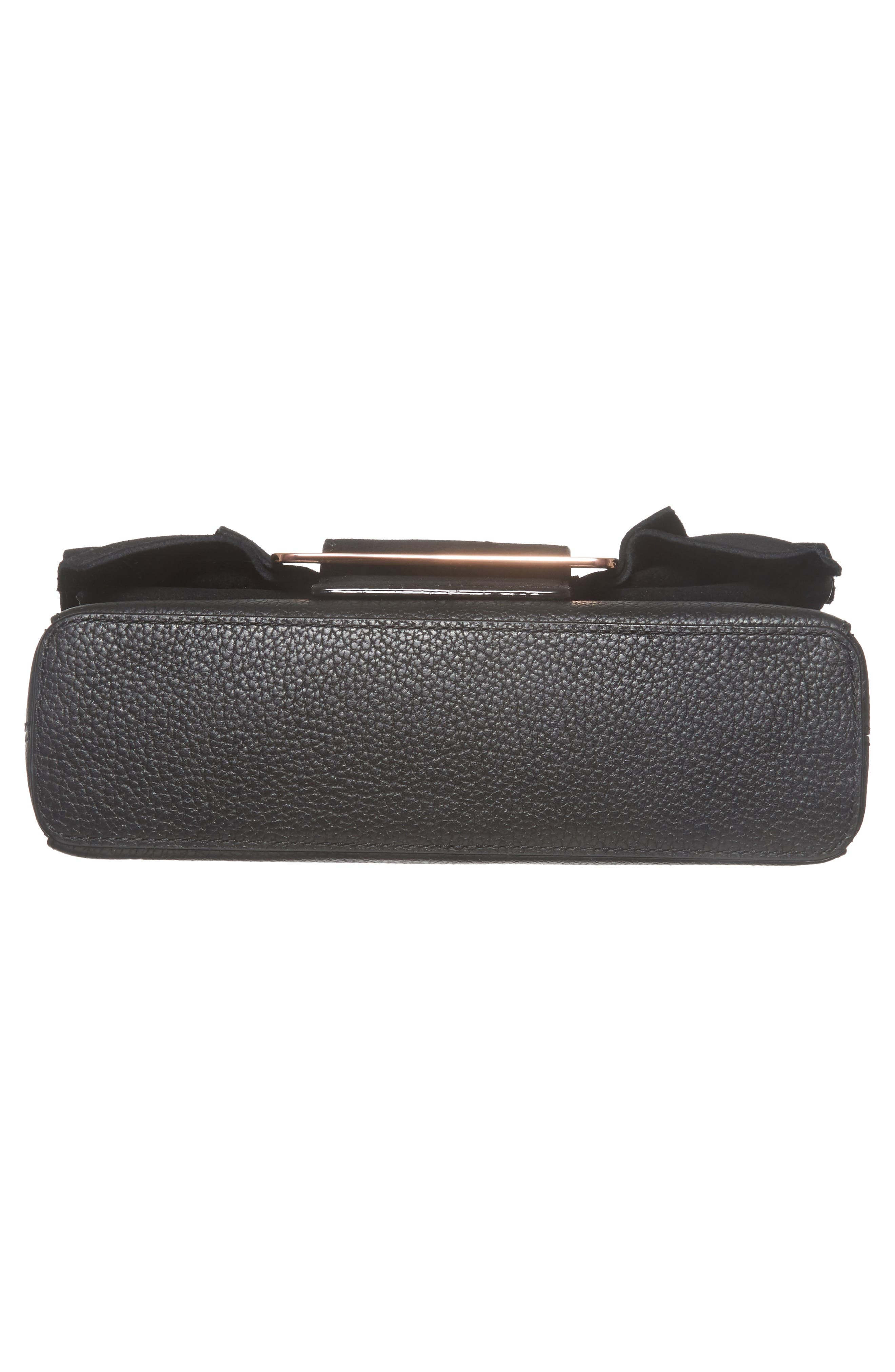 Nerinee Bow Buckle Clutch,                             Alternate thumbnail 16, color,