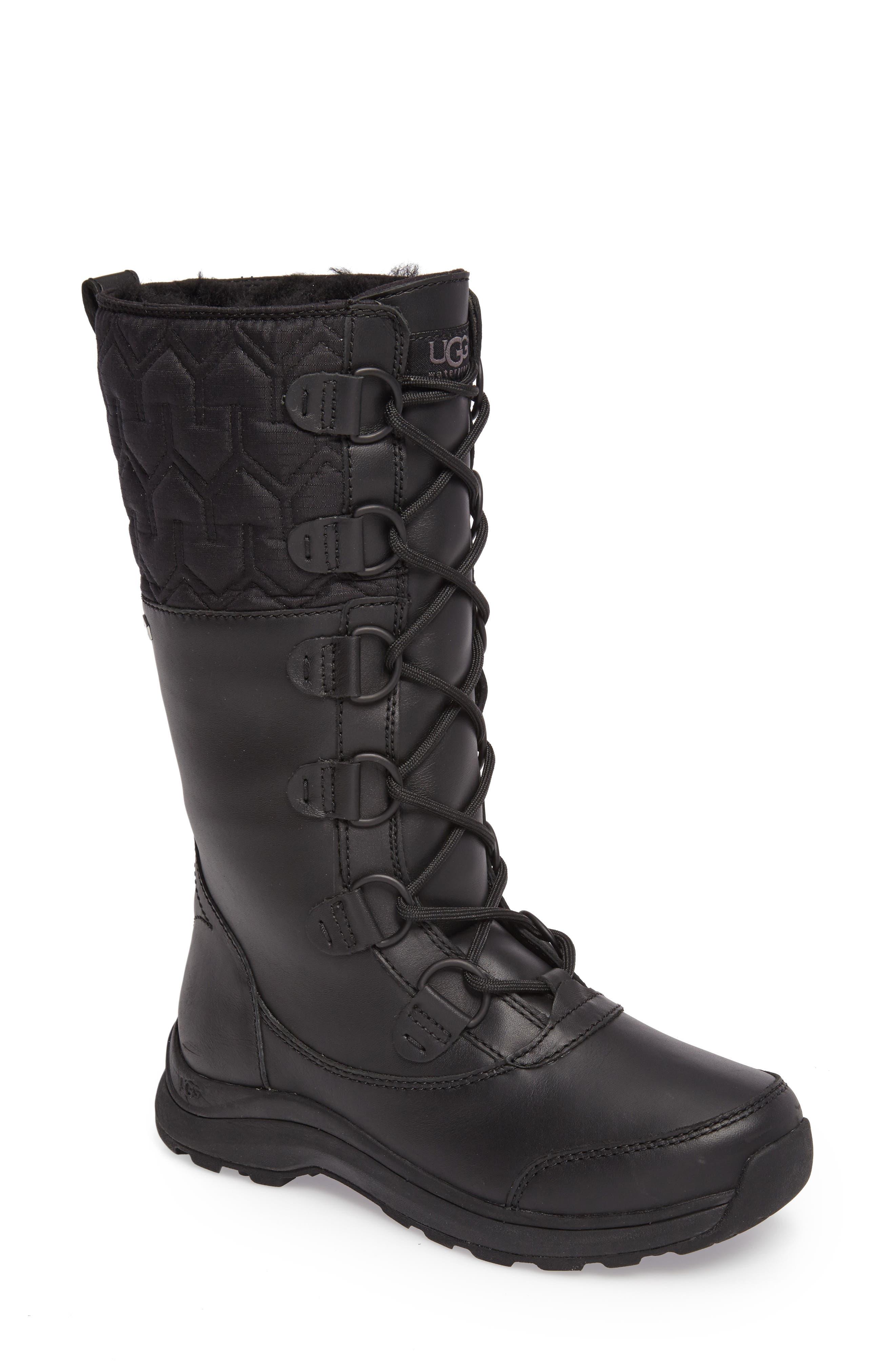 Atlason Waterproof Boot,                             Main thumbnail 1, color,