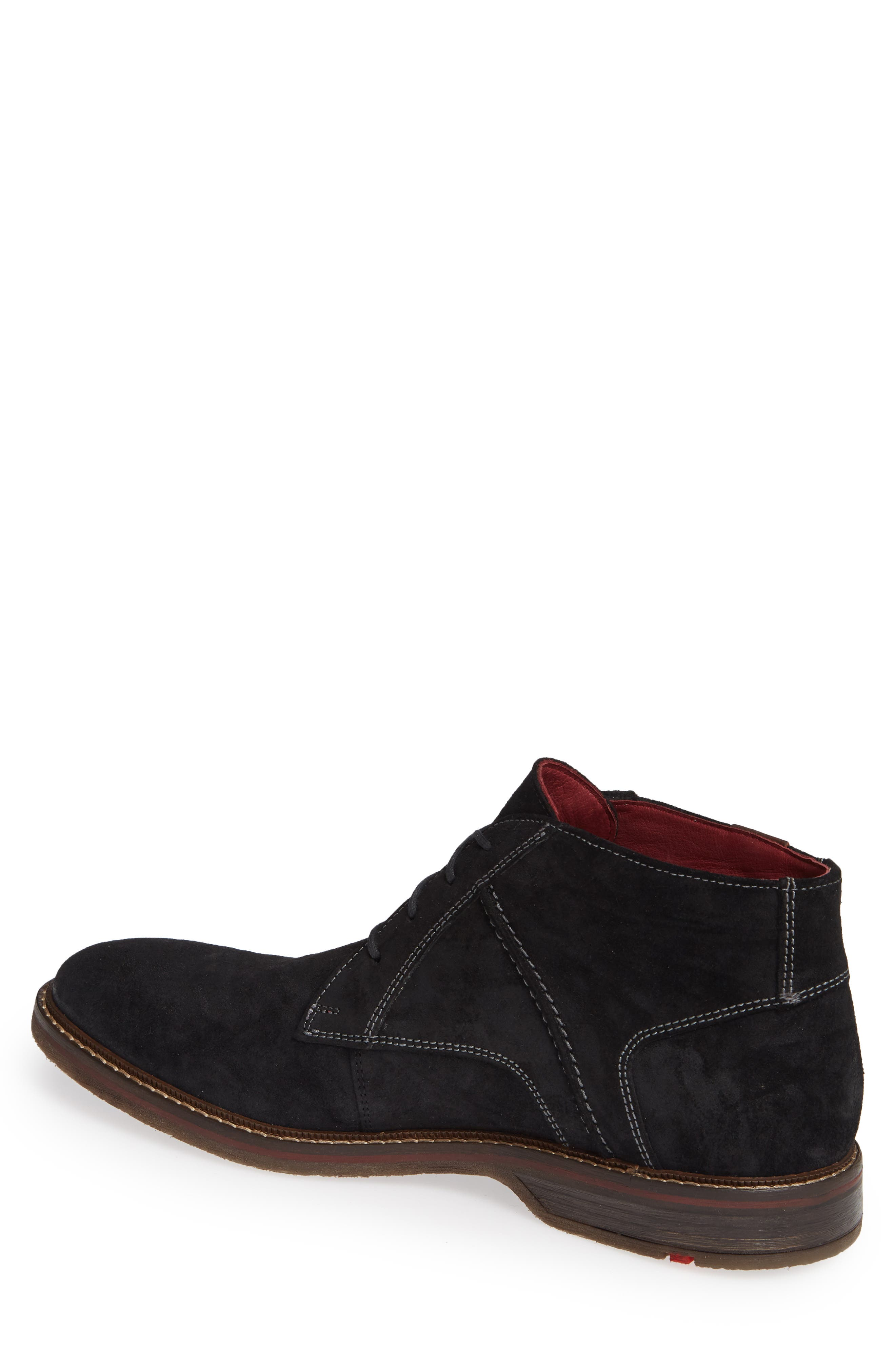 Dalbert Chukka Boot,                             Alternate thumbnail 2, color,                             BLACK/ KENIA SUEDE