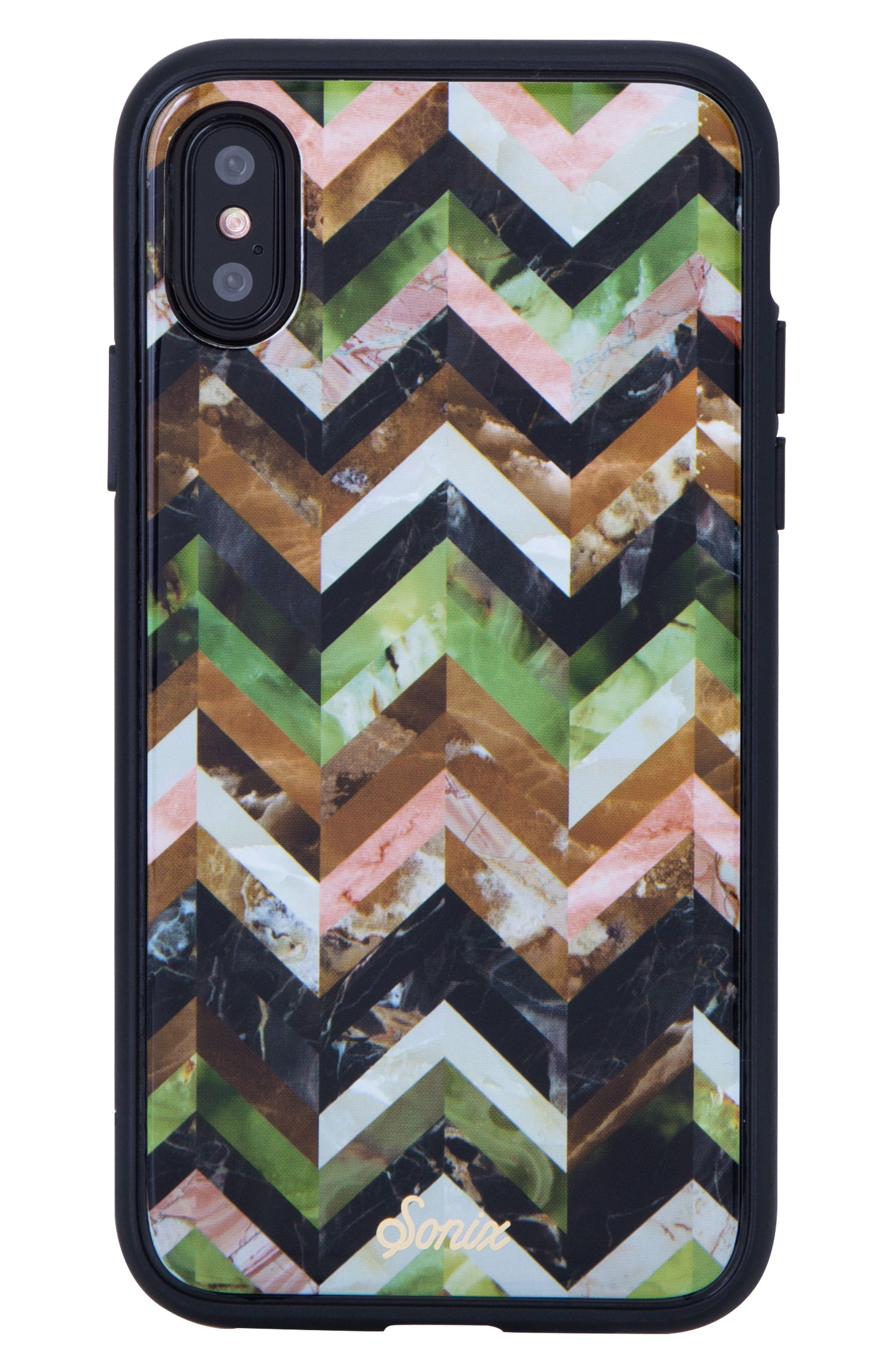 Desert Tile iPhone X & Xs Case,                             Main thumbnail 1, color,                             200