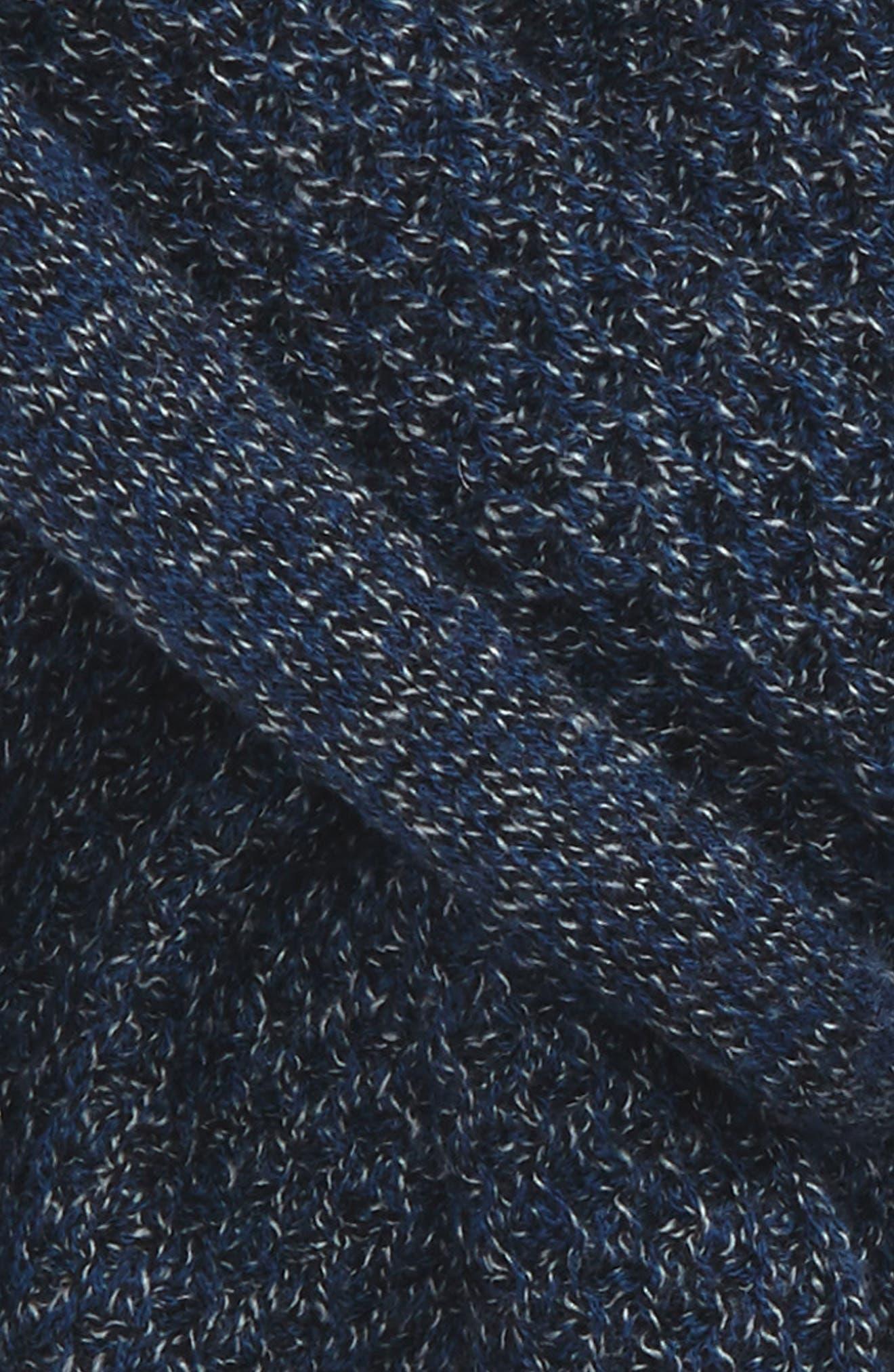Kapok Wool Blend Scarf,                             Alternate thumbnail 6, color,