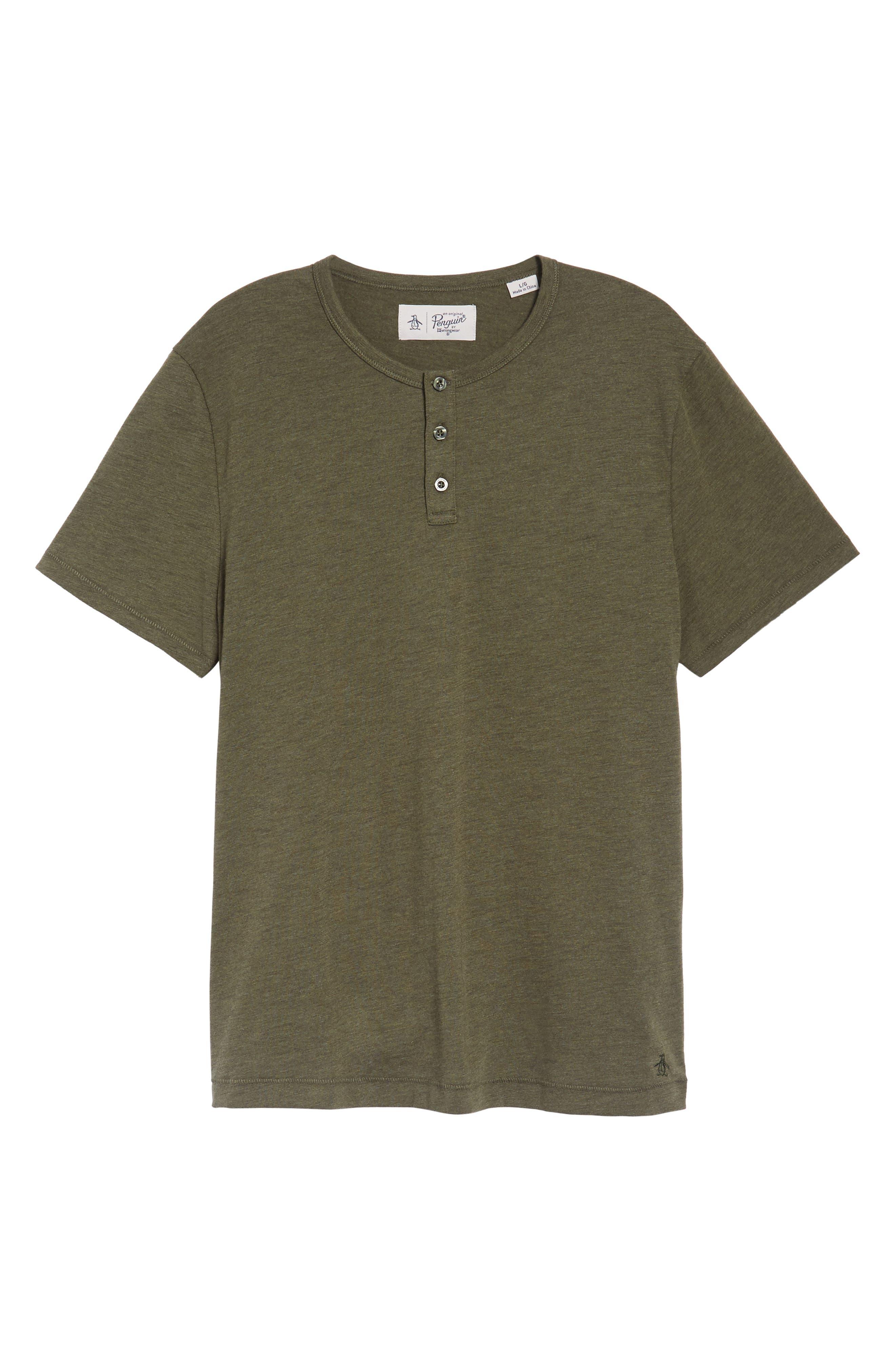 Bing Short Sleeve Henley Shirt,                             Alternate thumbnail 6, color,                             306