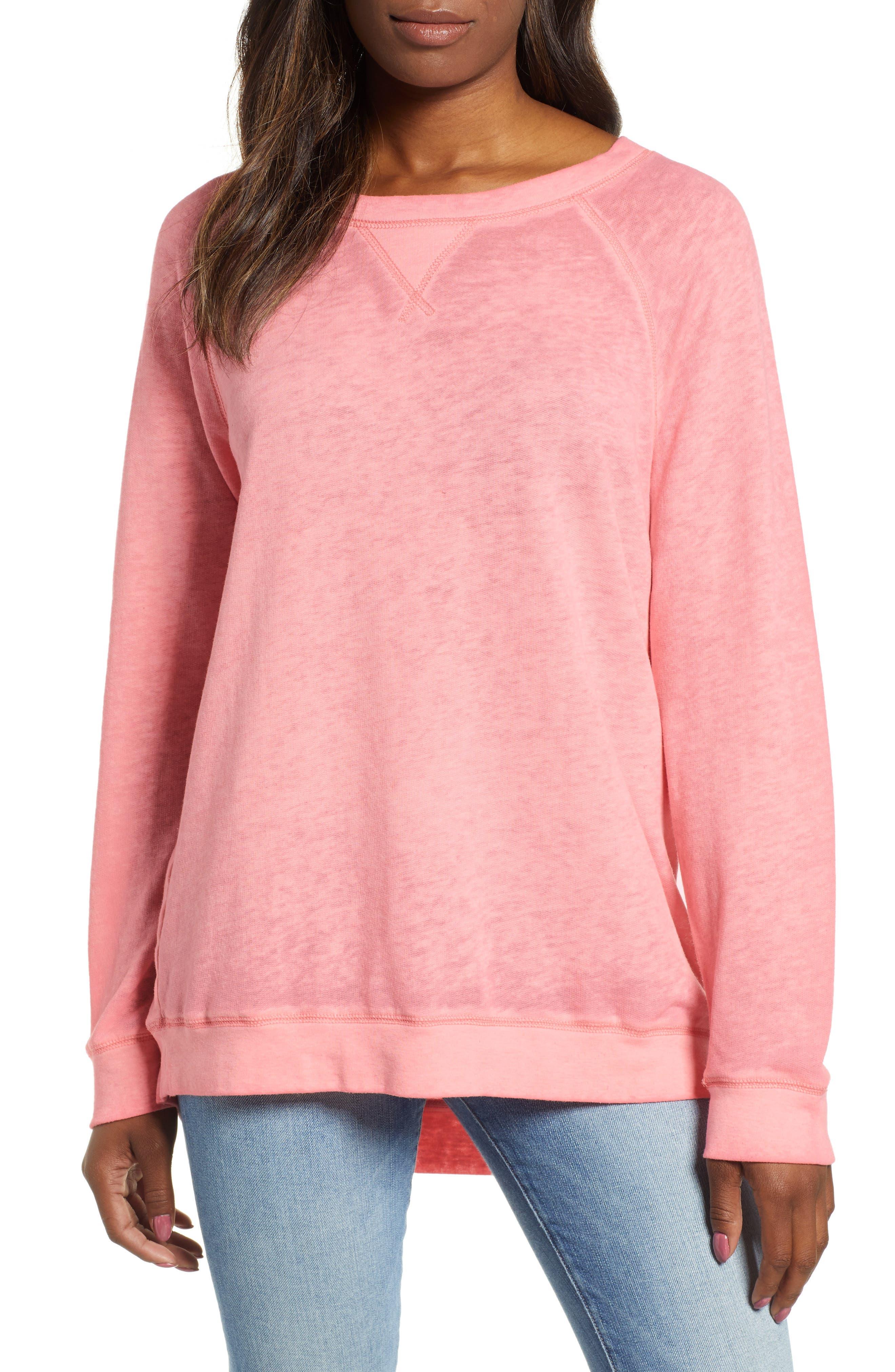Burnout Sweatshirt,                             Main thumbnail 4, color,