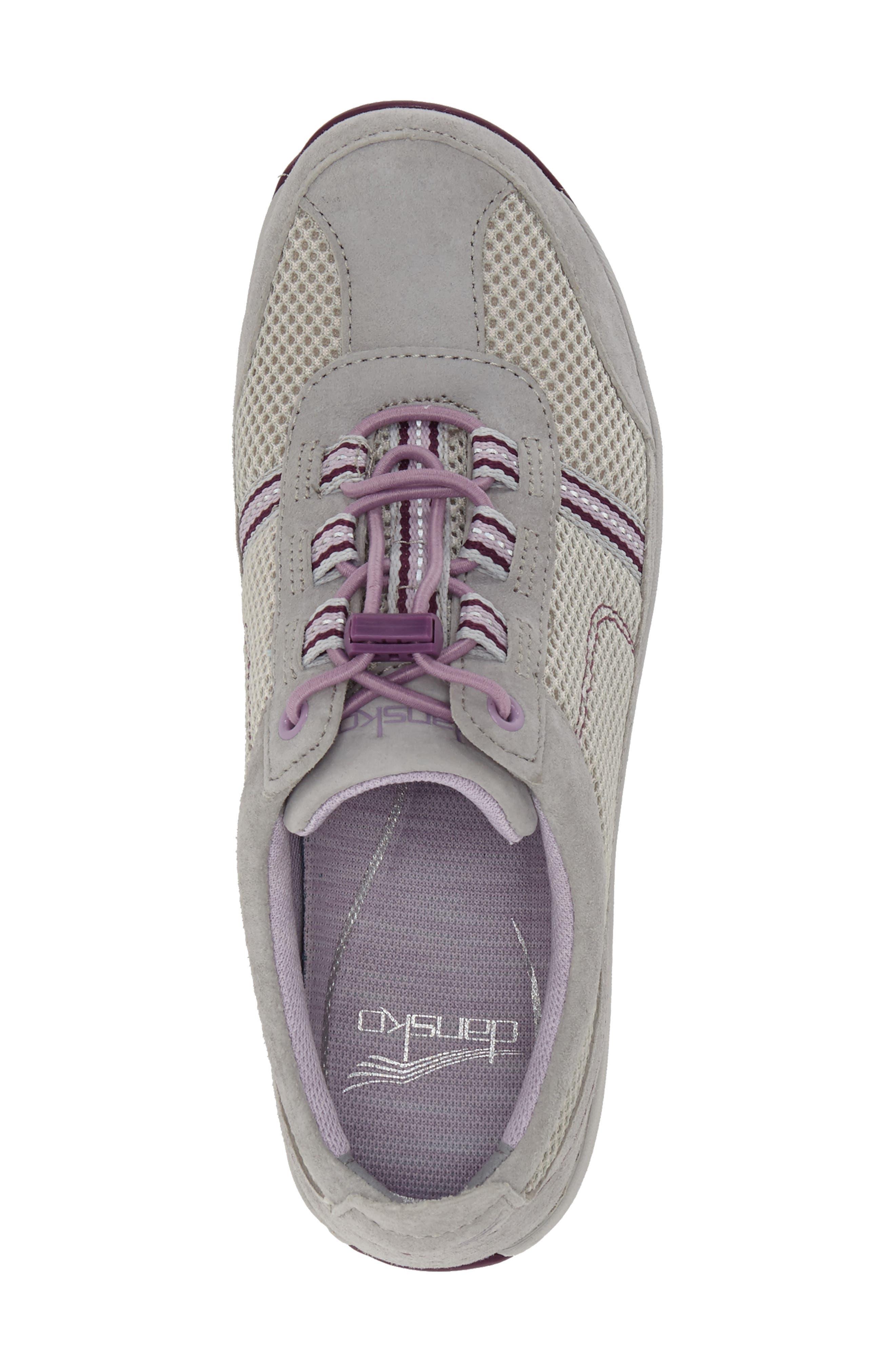 'Helen' Suede & Mesh Sneaker,                             Alternate thumbnail 53, color,
