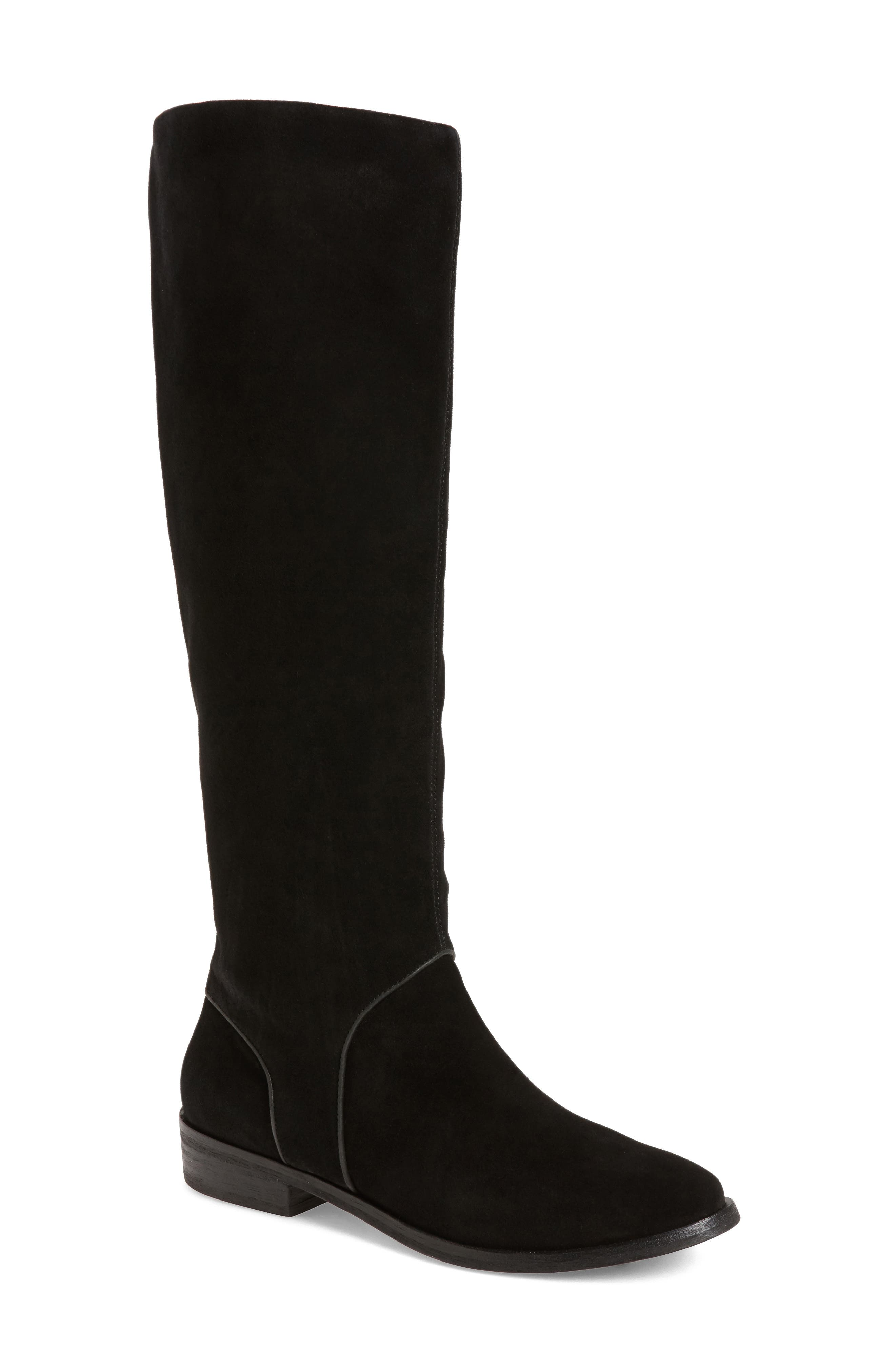 Daley Tall Boot,                         Main,                         color, 001