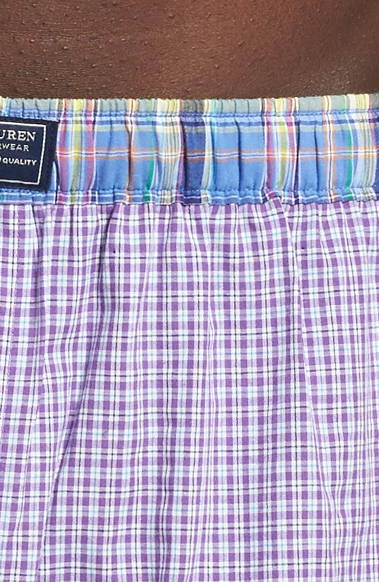 Classic Cotton Boxers,                             Alternate thumbnail 4, color,                             420