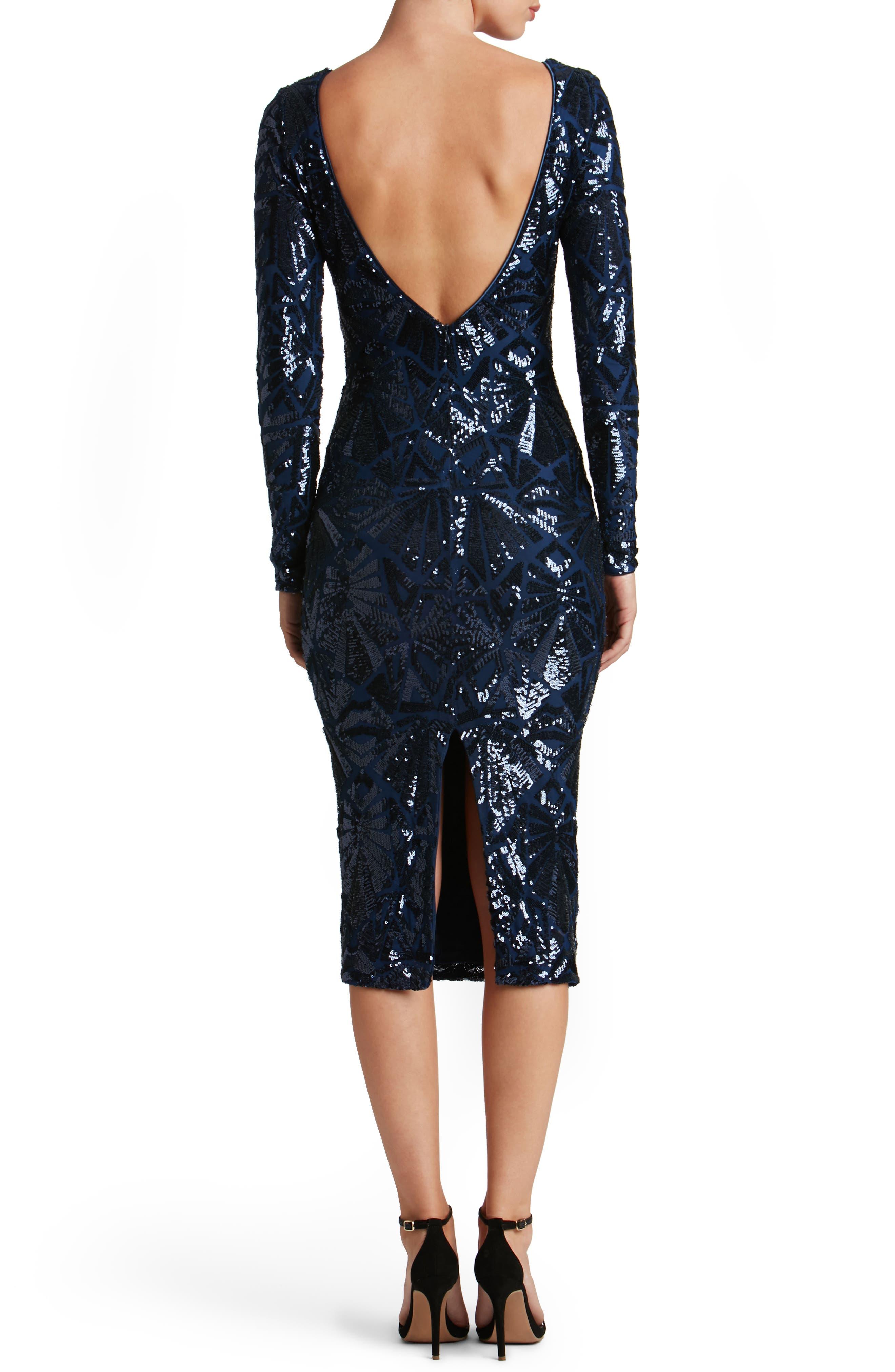Emery Midi Dress,                             Alternate thumbnail 12, color,