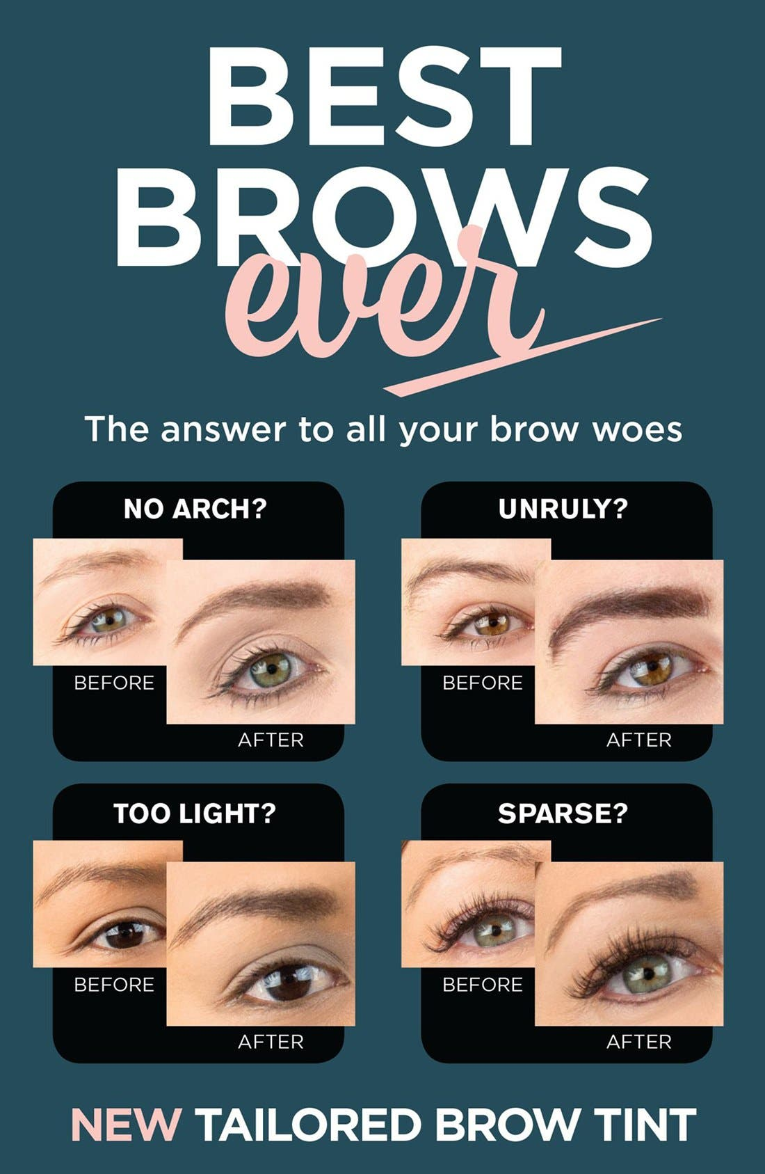 Tailored Brow Tint,                             Alternate thumbnail 2, color,                             200