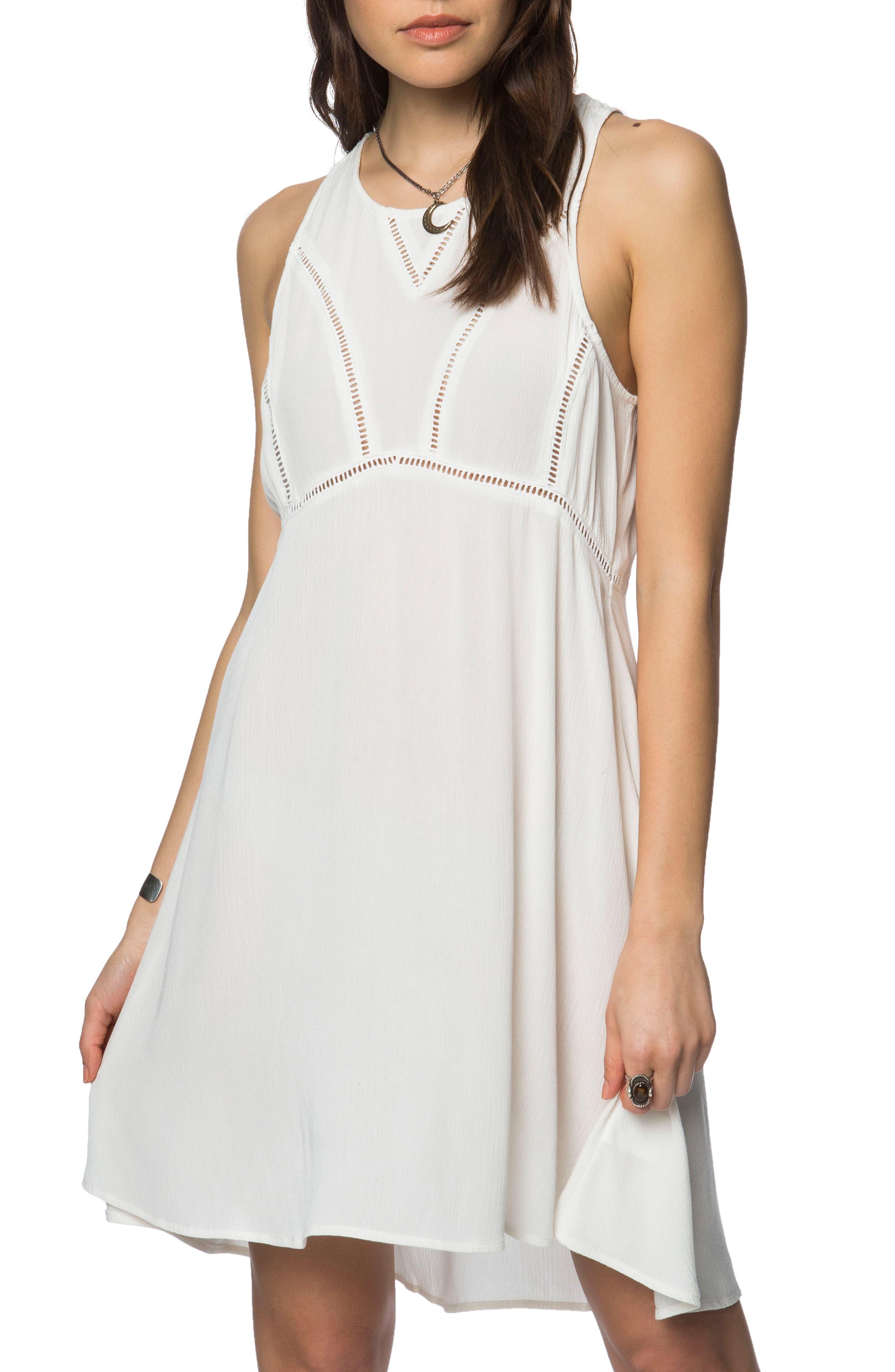 Braden Woven Dress,                         Main,                         color, 100