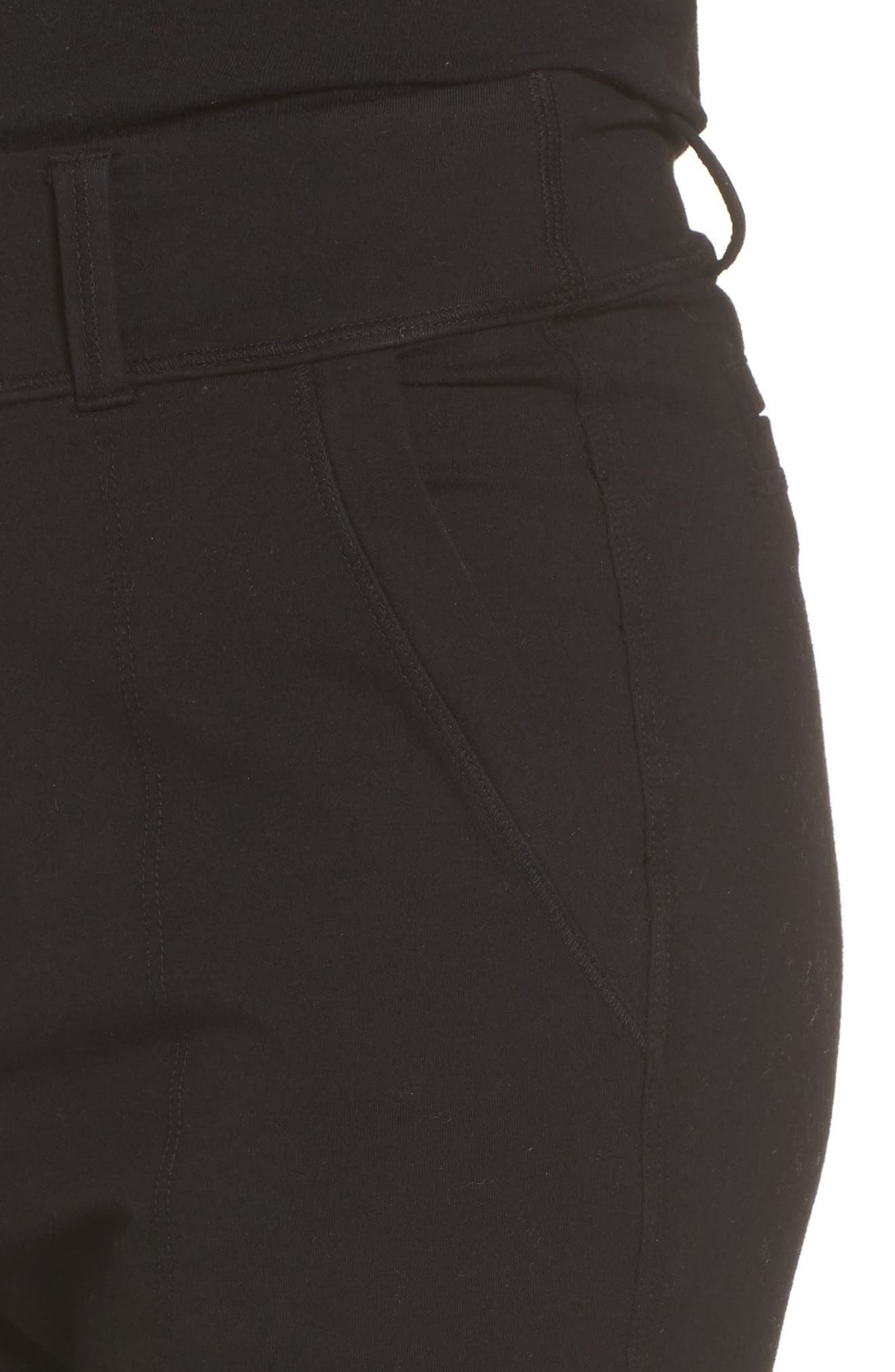 The Trouser Knit Pants,                             Alternate thumbnail 4, color,                             005