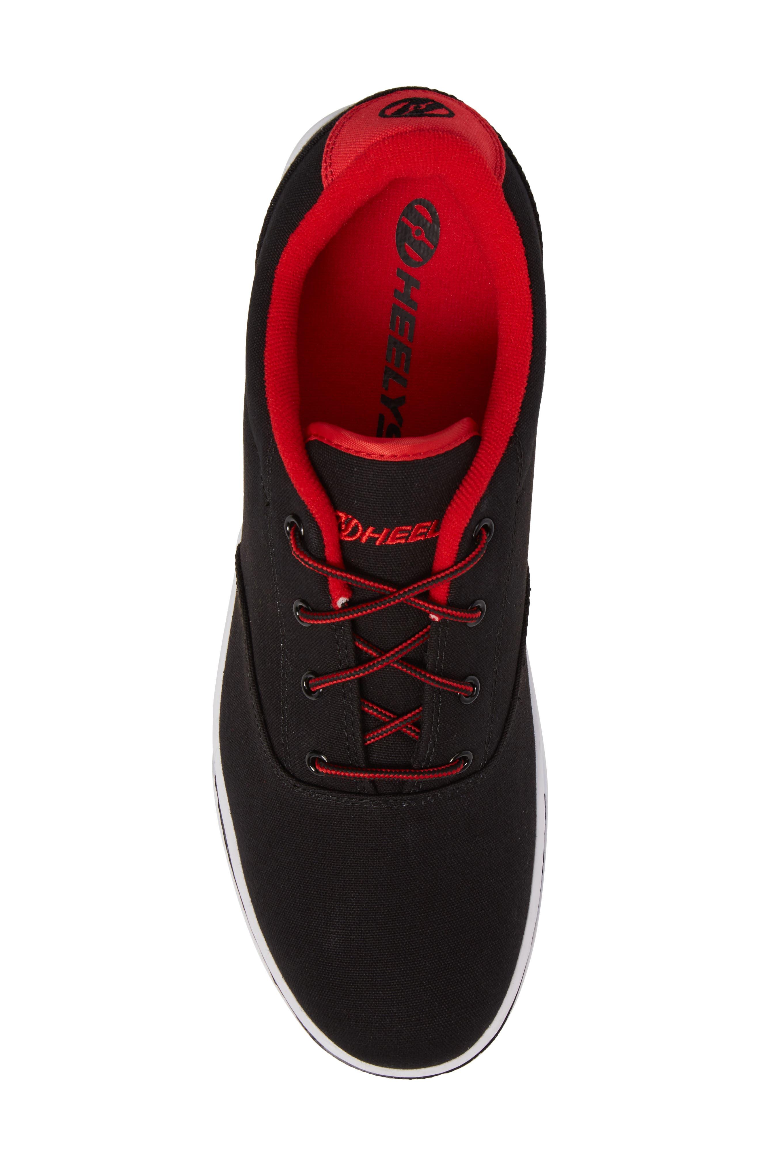 'Launch' Skate Sneaker,                             Alternate thumbnail 5, color,                             006
