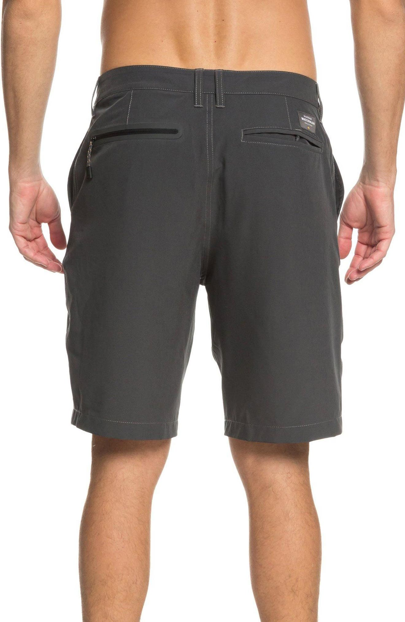 Quiksilver Vagabond Amphibian Board Shorts,                             Alternate thumbnail 5, color,