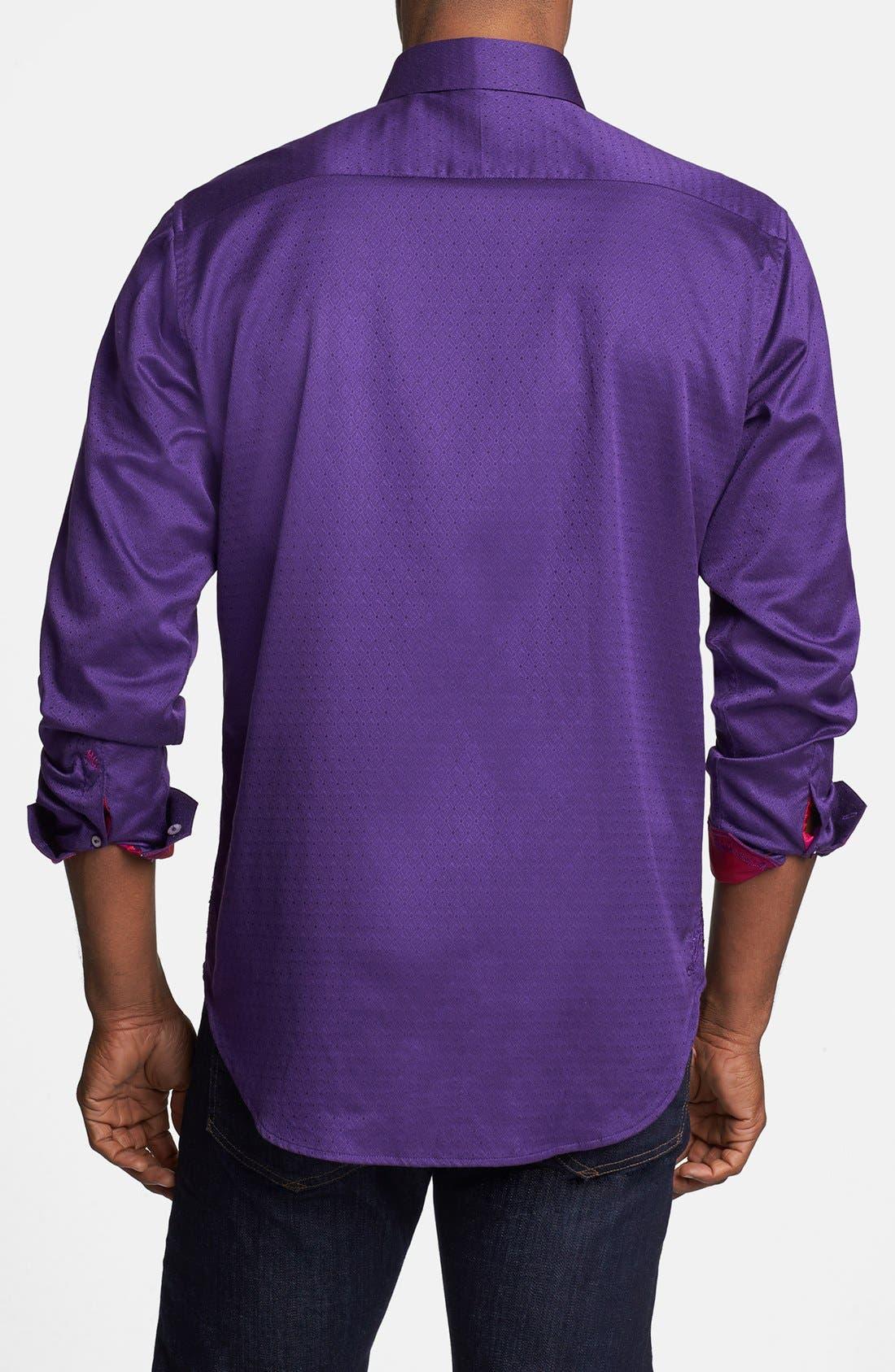 'Astiral' Sport Shirt,                             Alternate thumbnail 4, color,                             510