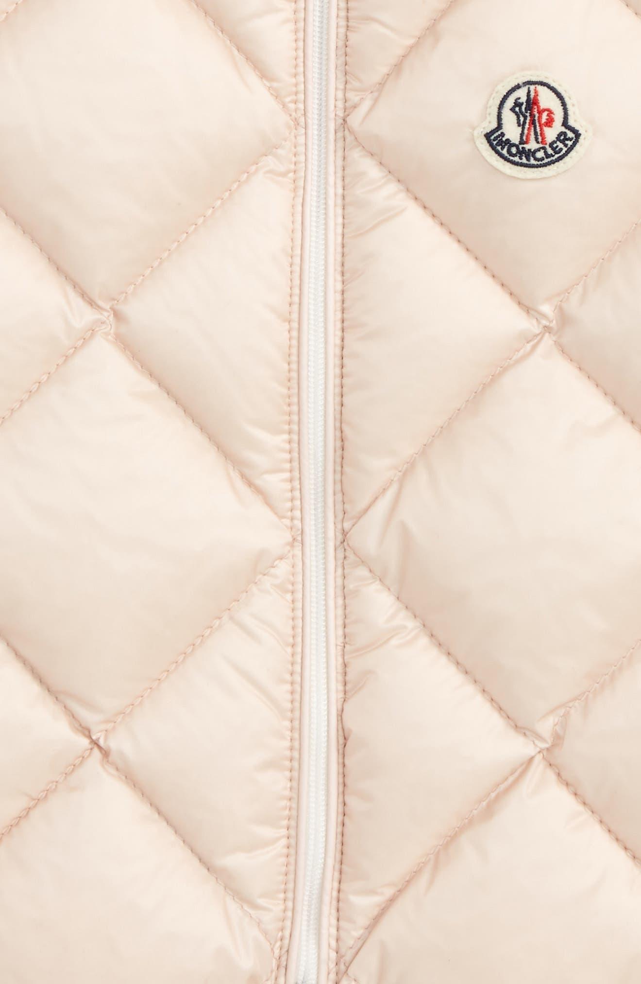 Ysaline Down & Fleece Lined Vest,                             Alternate thumbnail 2, color,                             680