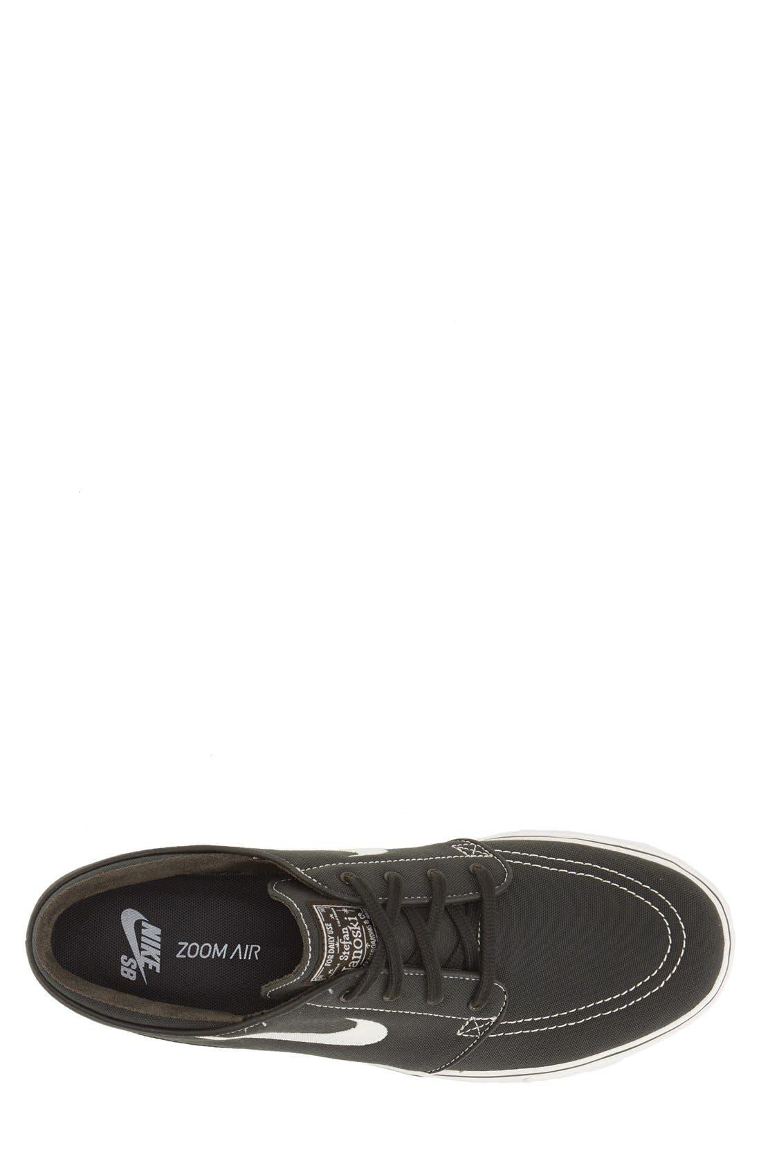 Zoom - Stefan Janoski SB Canvas Skate Shoe,                             Alternate thumbnail 114, color,