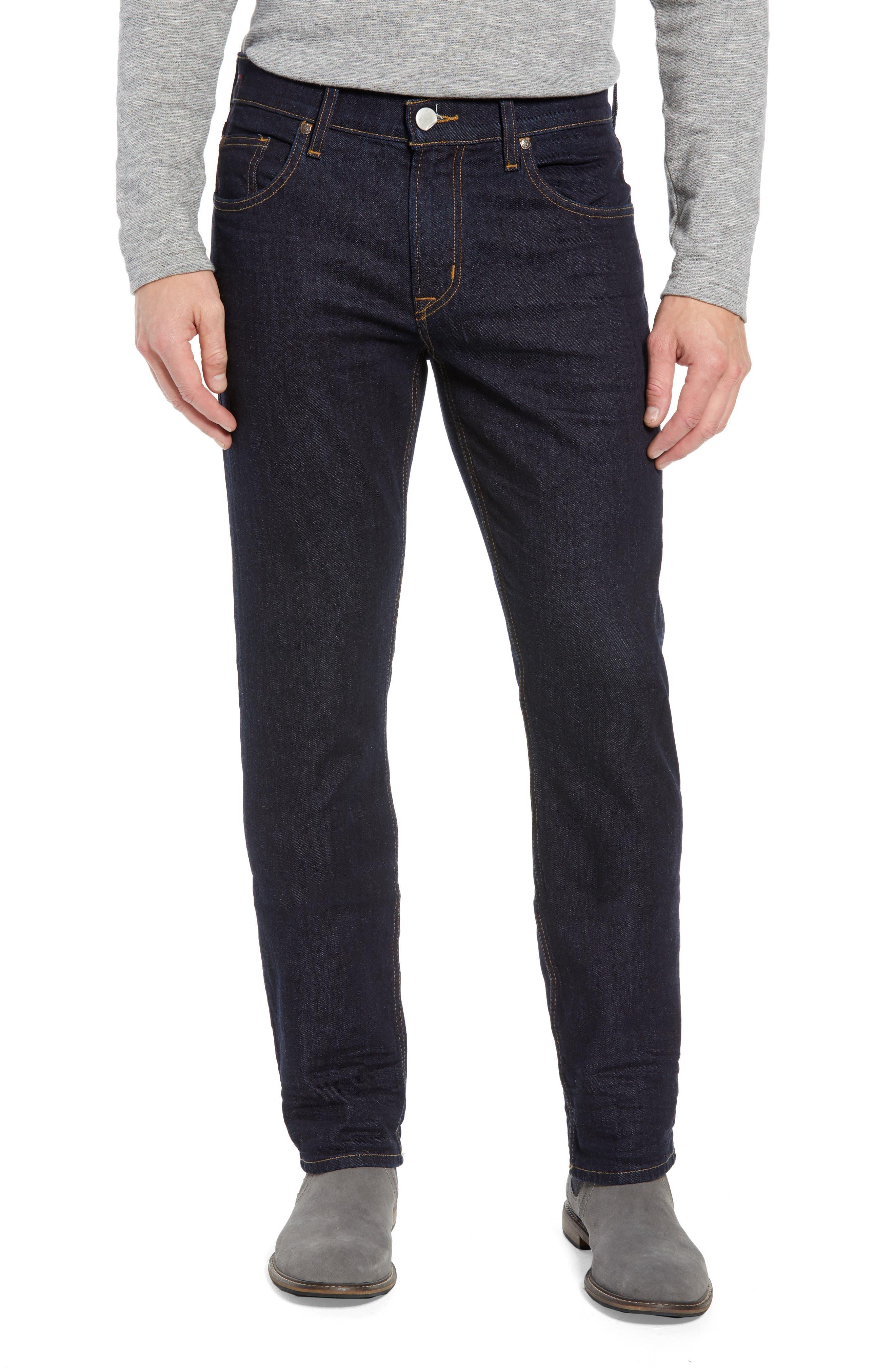 Austen Straight Leg Jeans,                         Main,                         color, INDIGO