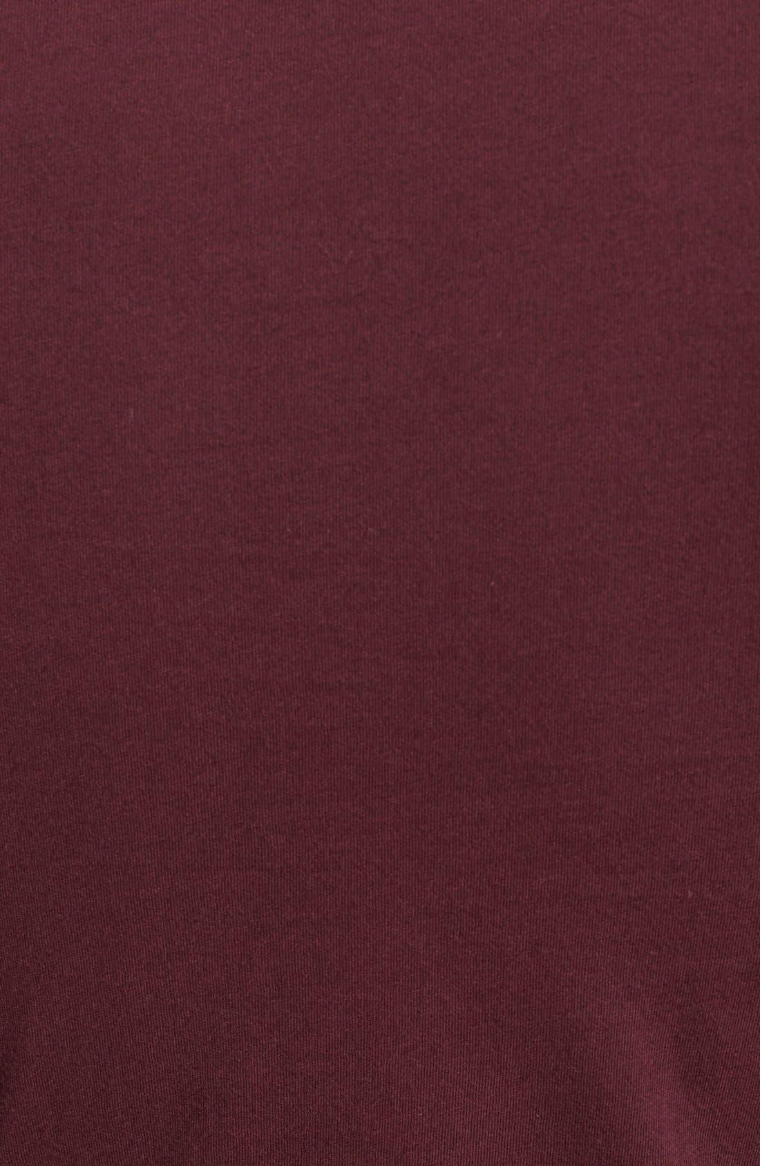 Crewneck Jersey T-Shirt,                             Alternate thumbnail 298, color,
