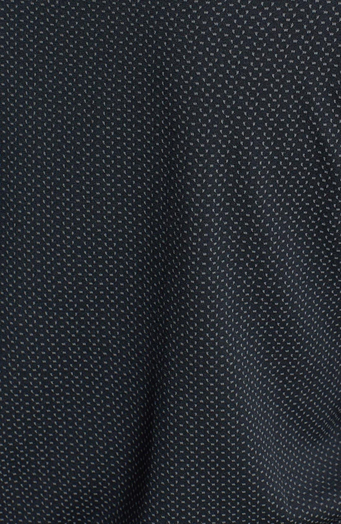 'Epic' Dri-FIT Knit Boatneck Top,                             Alternate thumbnail 2, color,                             010