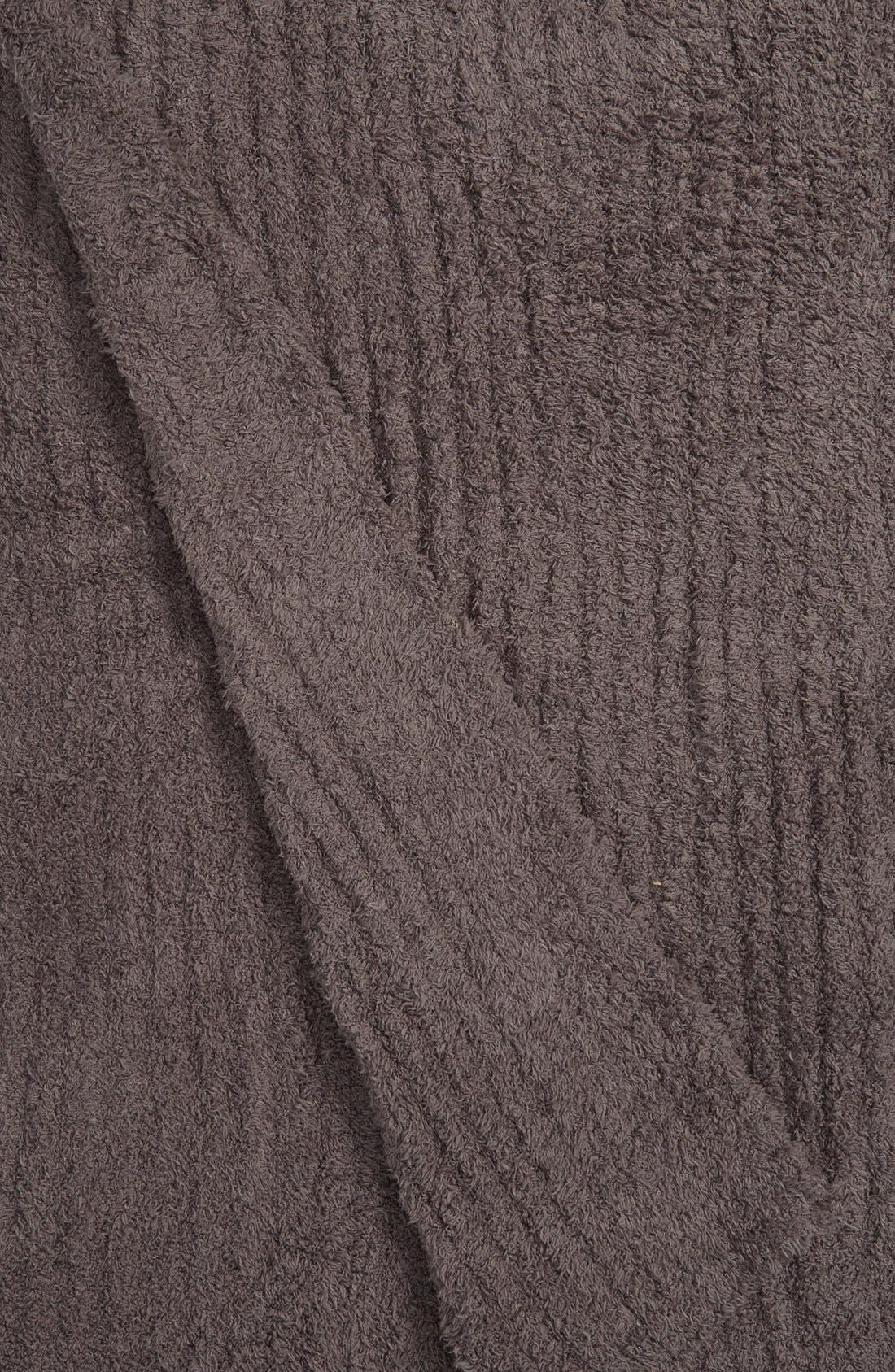 'CozyChic<sup>®</sup>' Ribbed Blanket,                             Alternate thumbnail 2, color,                             020