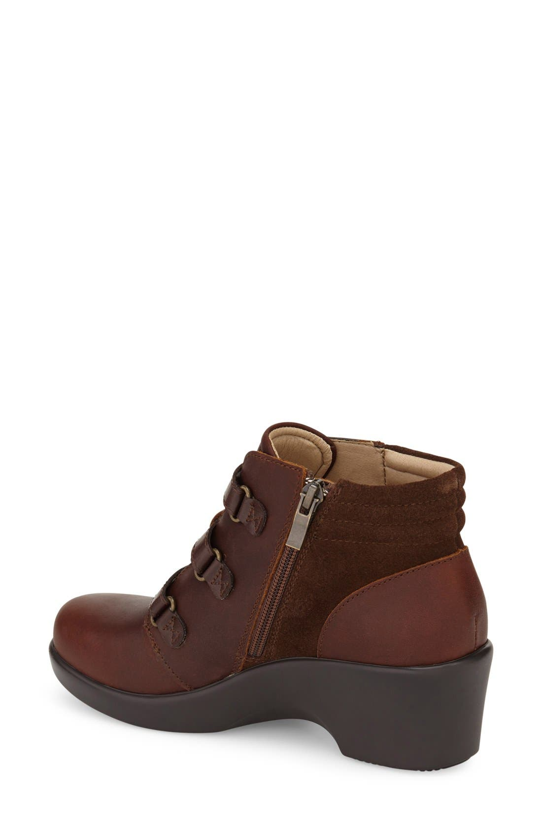 Indi Demi Wedge Bootie,                             Alternate thumbnail 13, color,