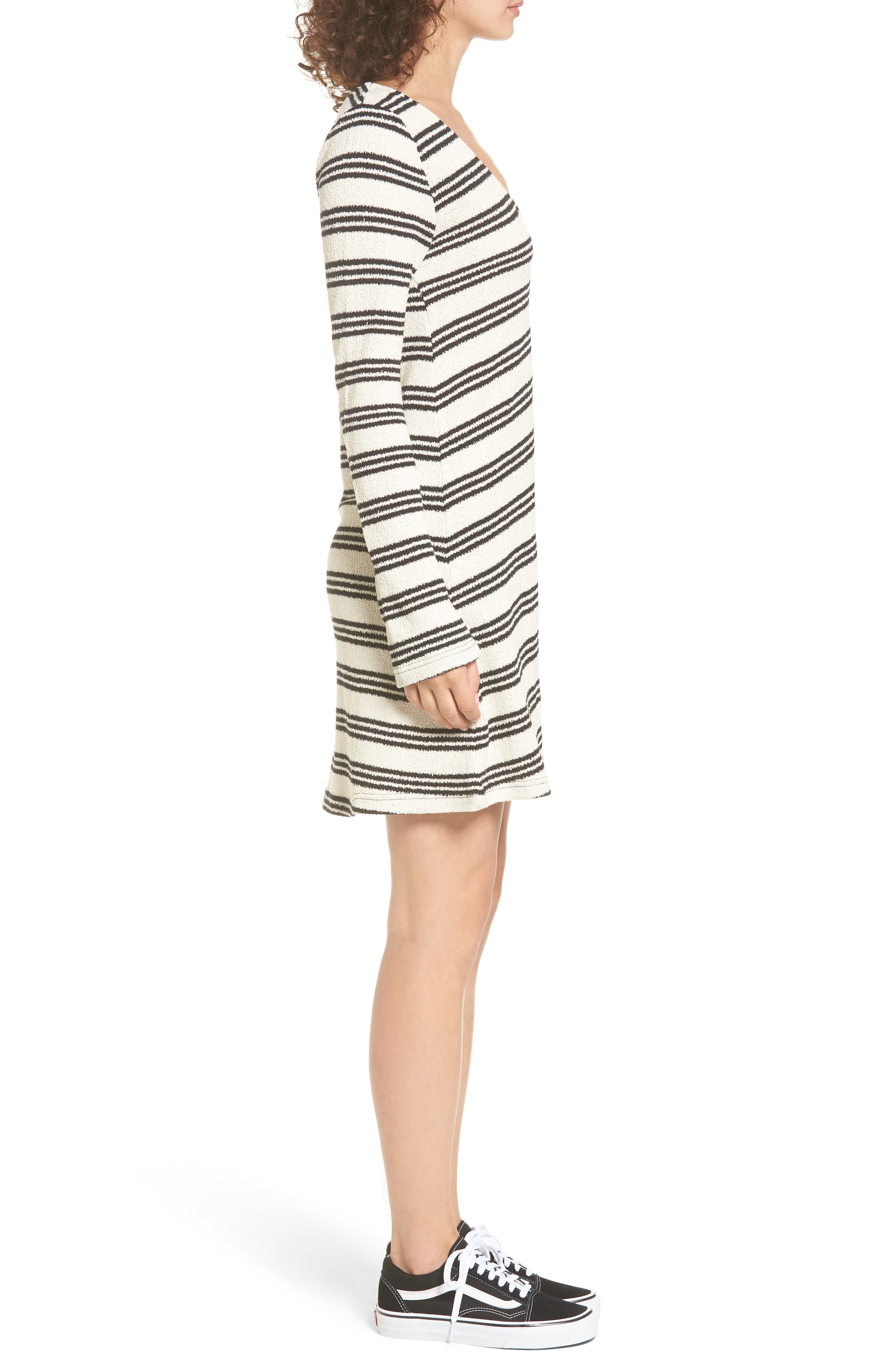 Margo T-Shirt Dress,                             Alternate thumbnail 3, color,