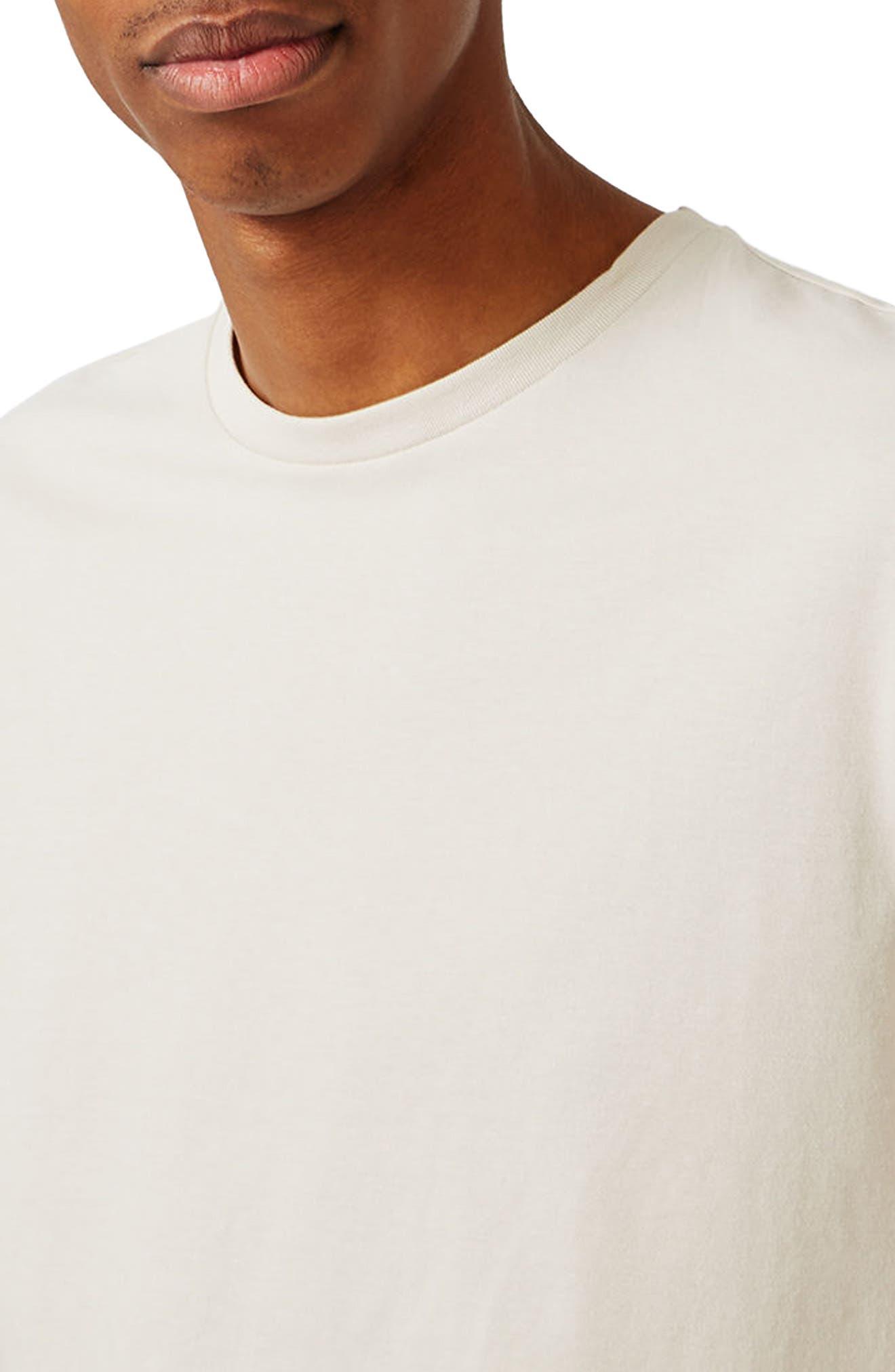 Slim Fit Crewneck T-Shirt,                             Alternate thumbnail 284, color,