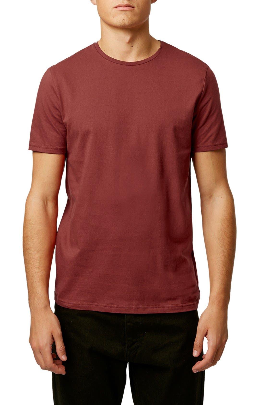 Slim Fit Crewneck T-Shirt,                             Main thumbnail 79, color,
