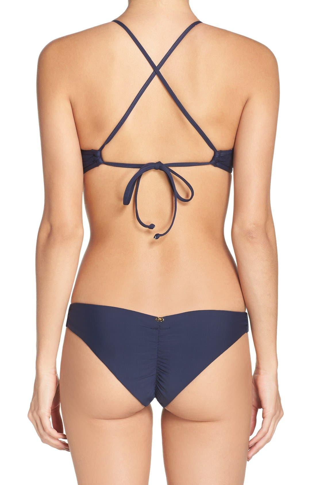 Sequin Bikini Top,                             Alternate thumbnail 10, color,                             401