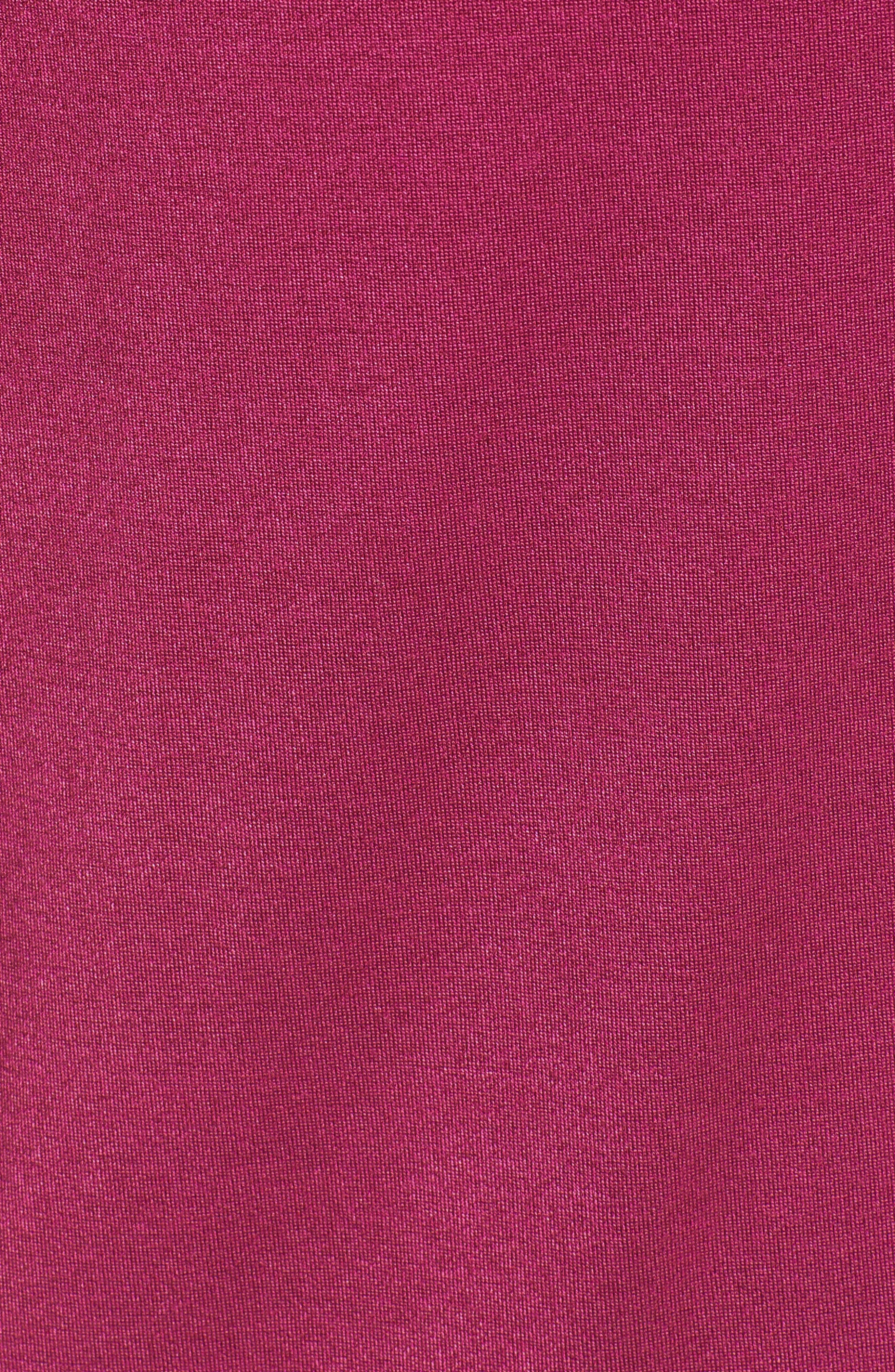 Ruched Sleeve Tee,                             Alternate thumbnail 20, color,