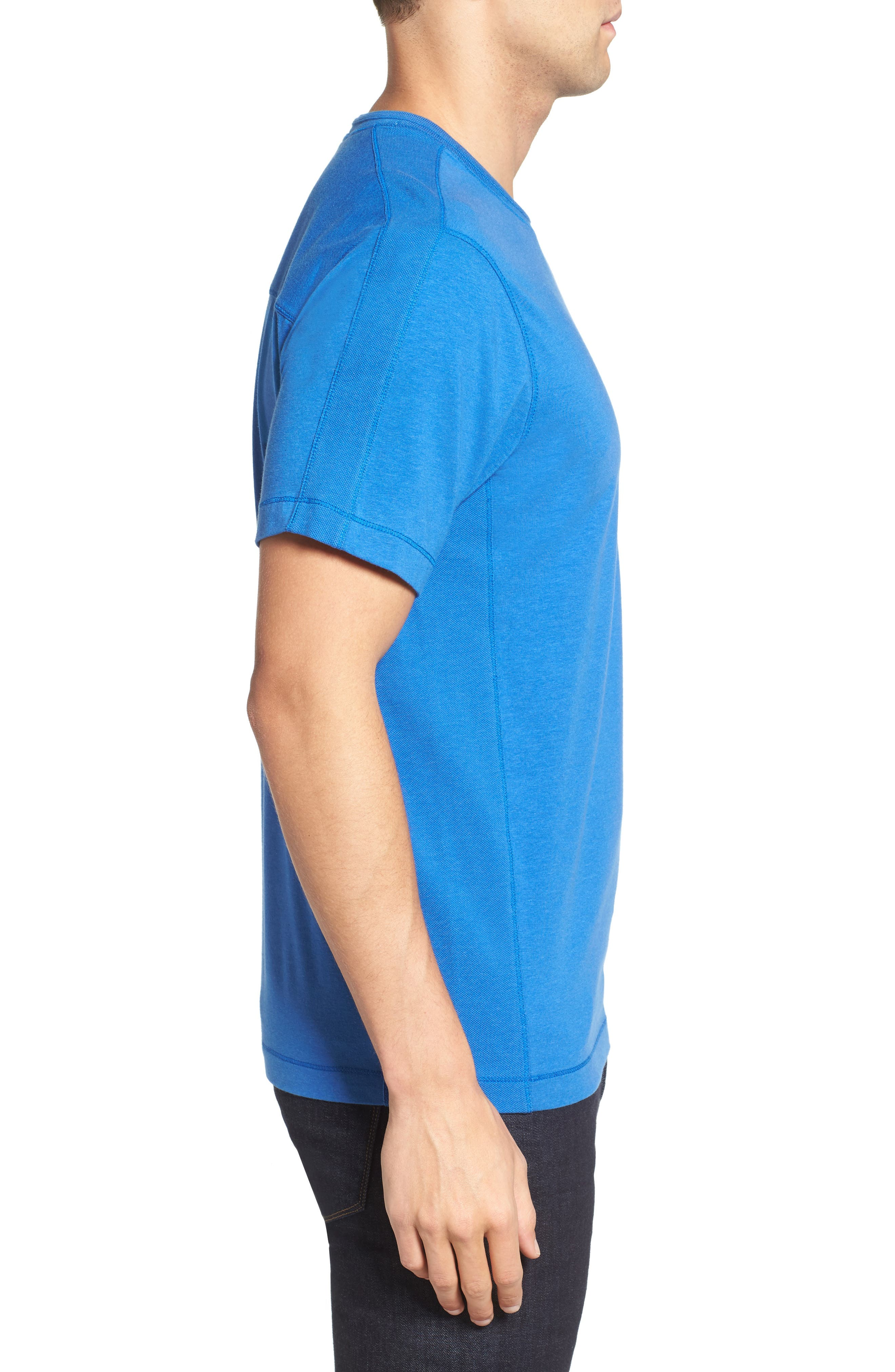 Steve Stretch Jersey T-Shirt,                             Alternate thumbnail 12, color,