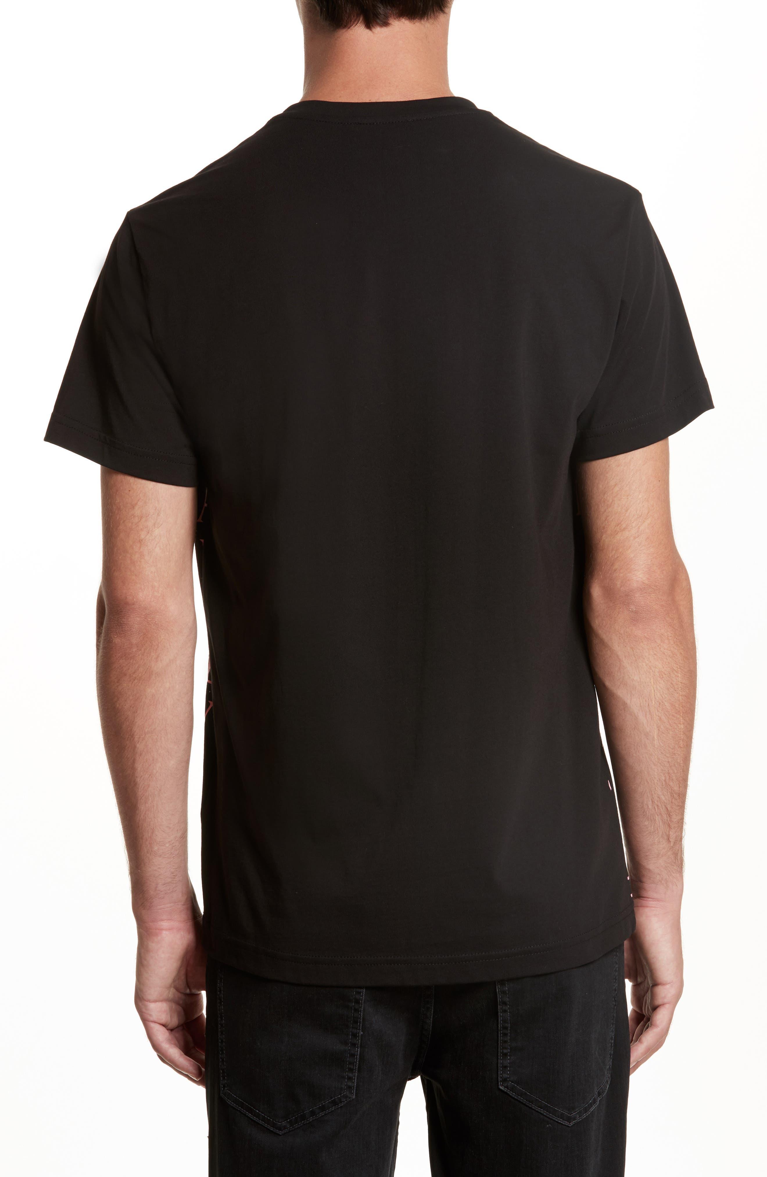 Print T-Shirt,                             Alternate thumbnail 2, color,                             001