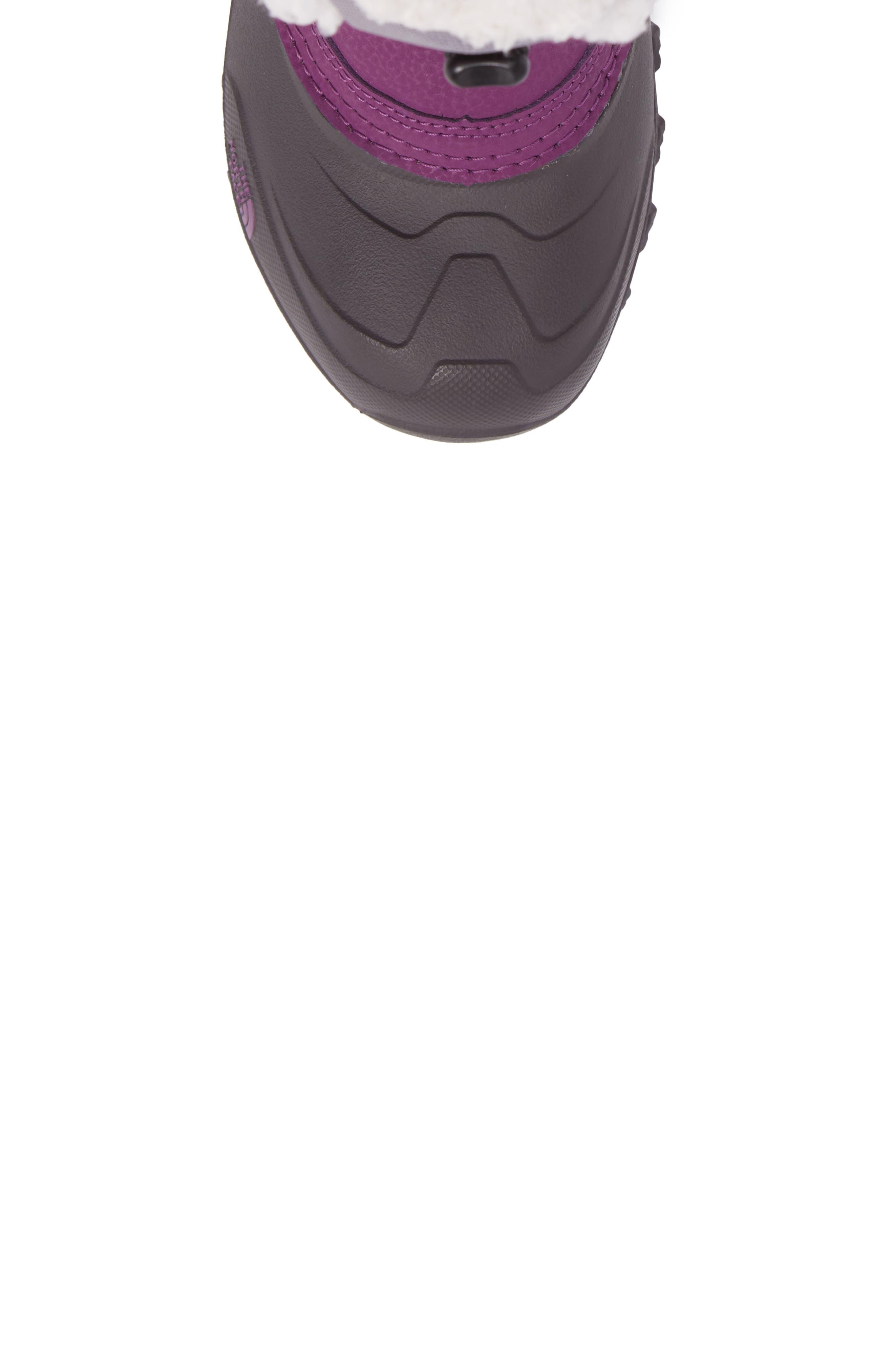 Shellista Lace III Faux Fur Waterproof Boot,                             Alternate thumbnail 15, color,