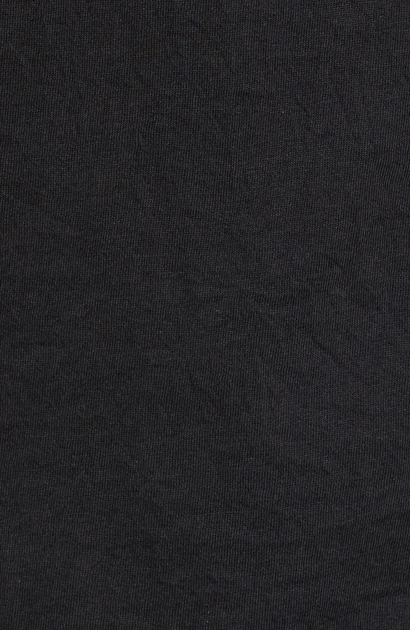Waver Graphic T-Shirt,                             Alternate thumbnail 5, color,                             001