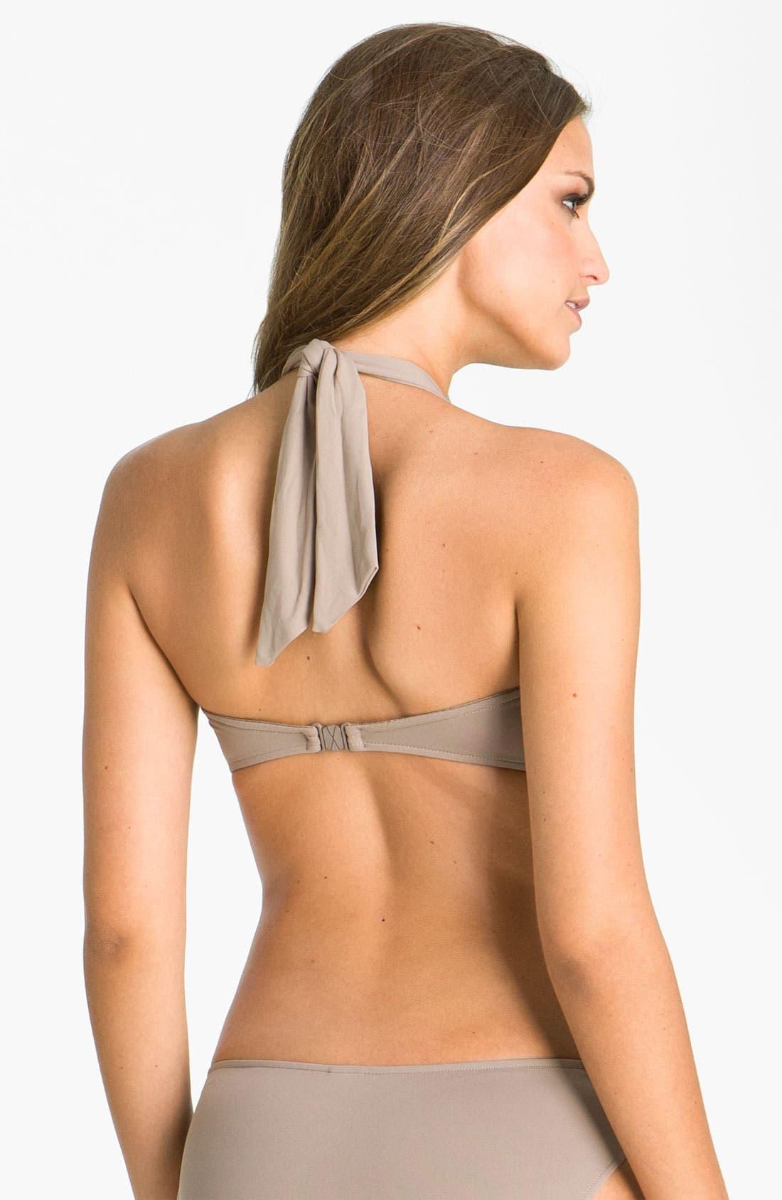 Halter Bikini Top,                             Alternate thumbnail 17, color,