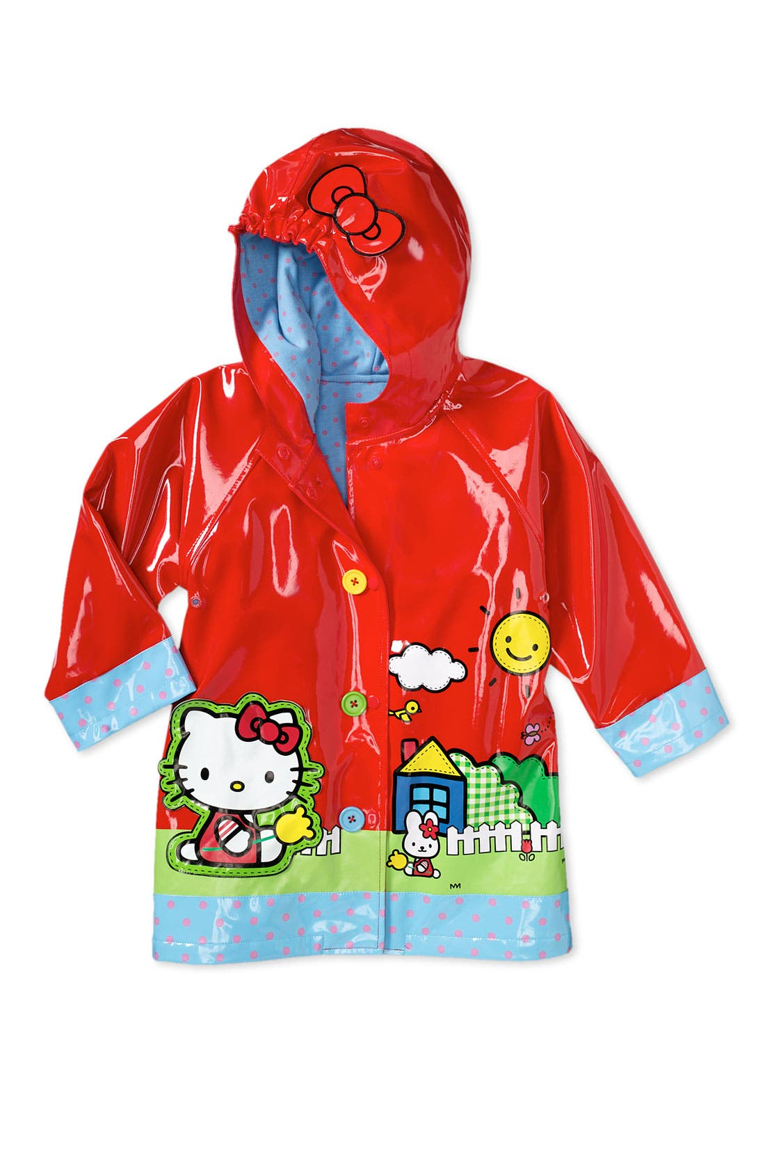 'Monster' Raincoat,                             Main thumbnail 14, color,