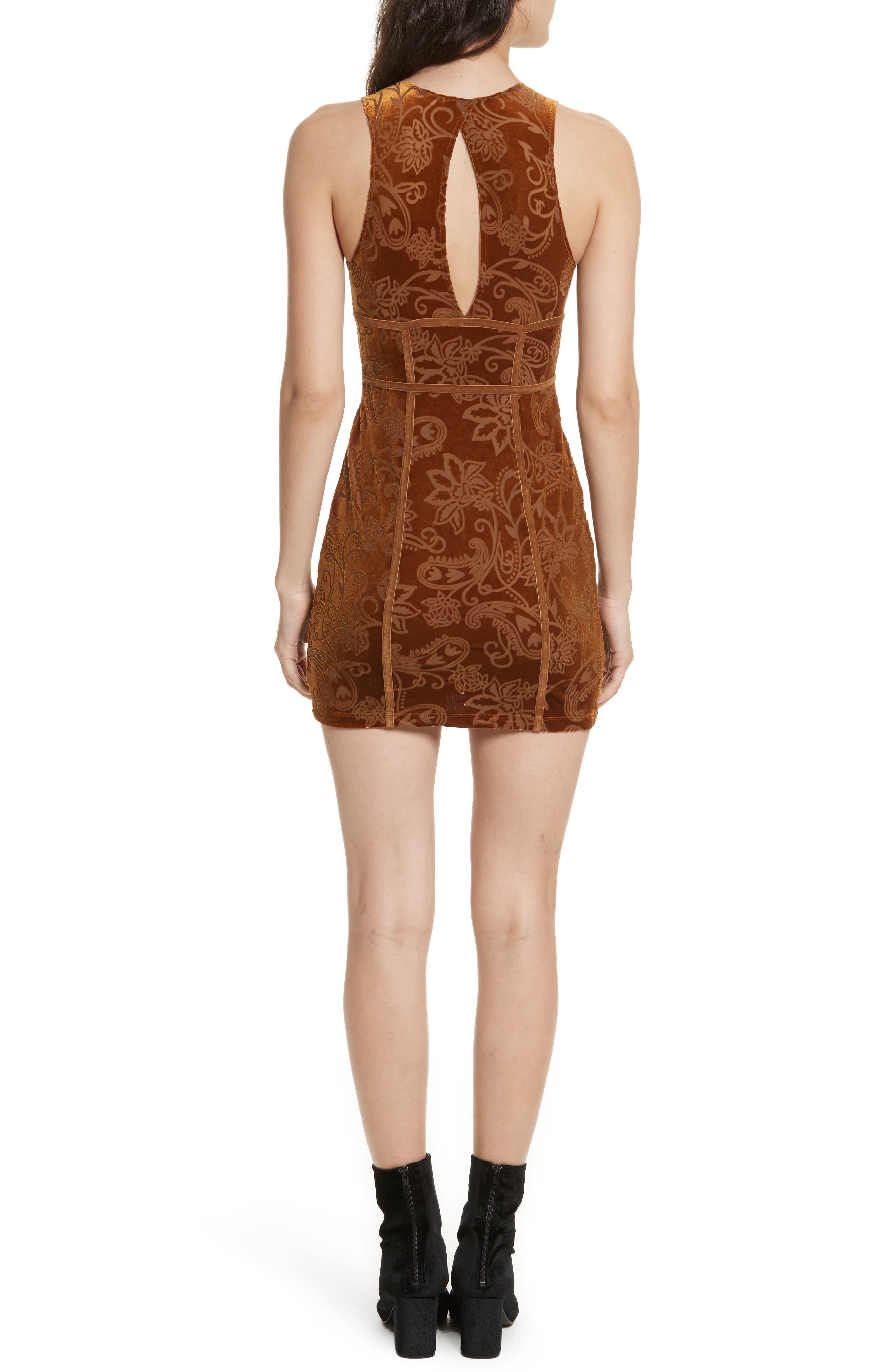 Burnout Babe Body-Con Dress,                             Alternate thumbnail 5, color,