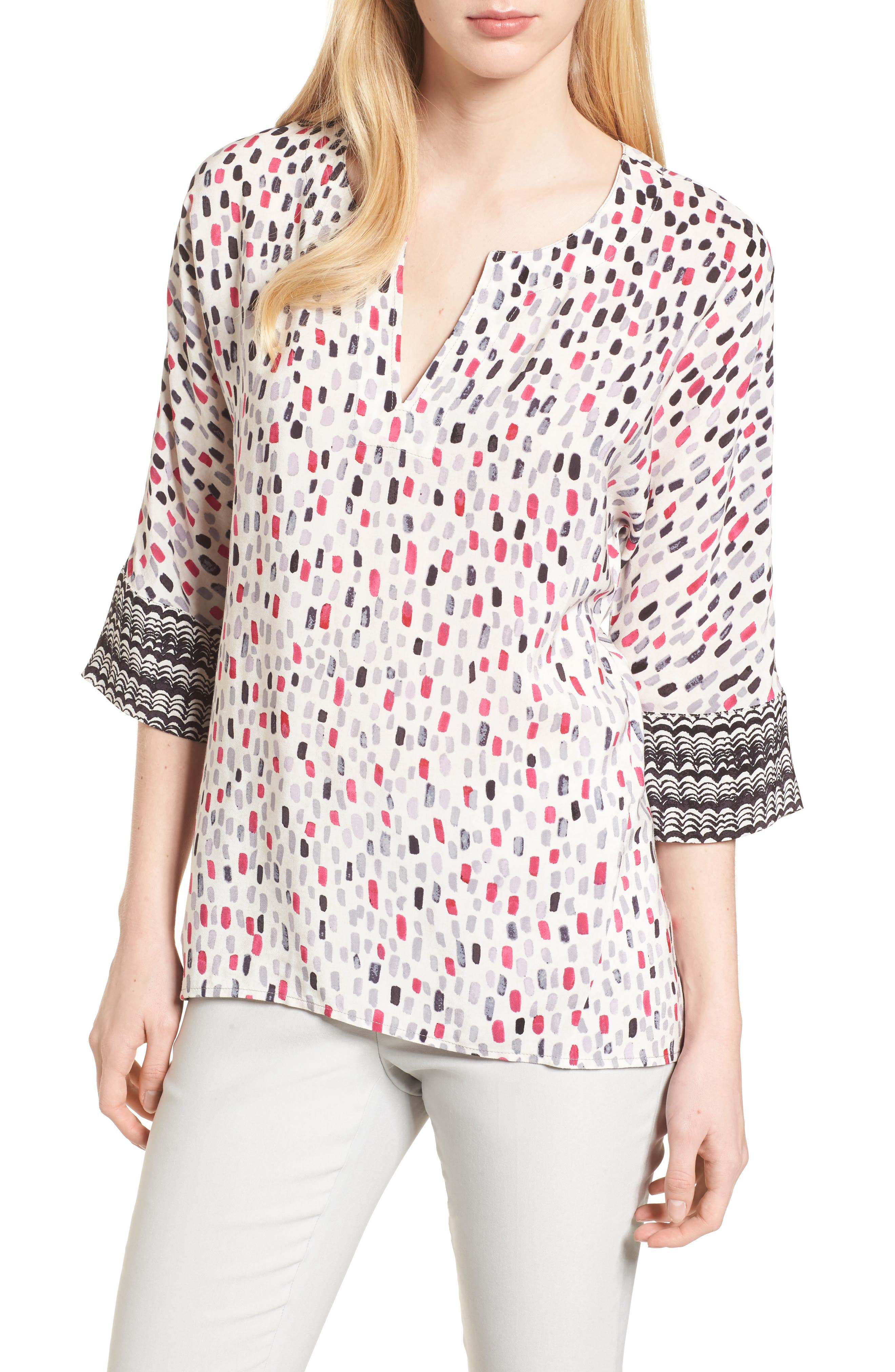 Confetti Top,                         Main,                         color, 690