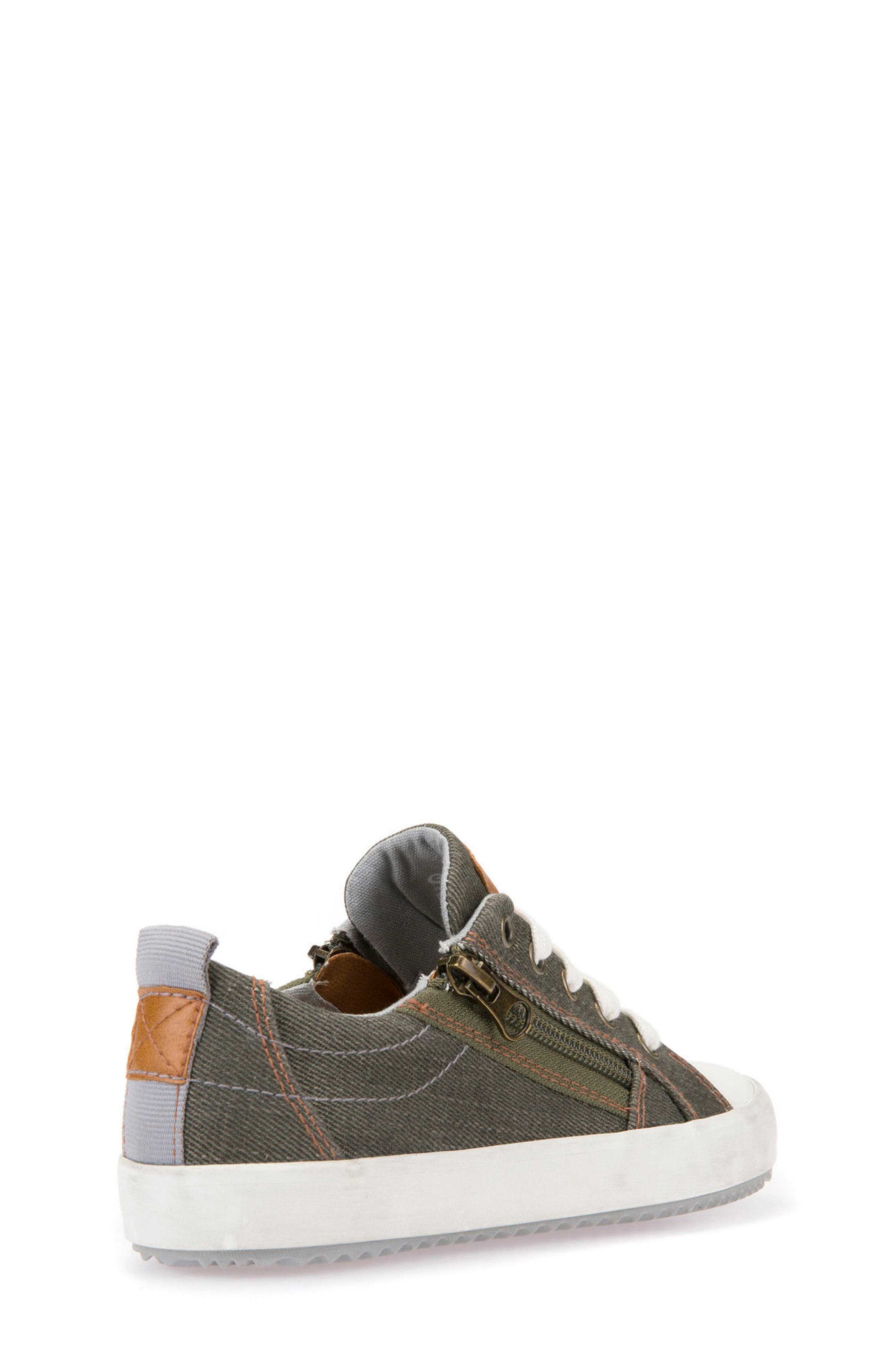 Alonisso Low Top Sneaker,                             Alternate thumbnail 2, color,                             MILITARY/ GREY