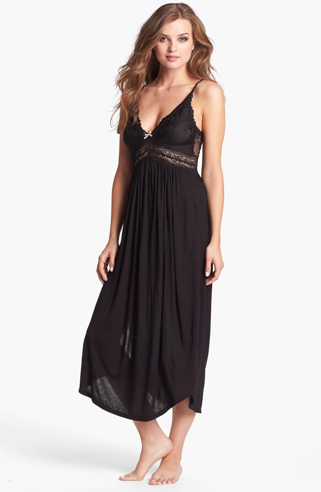 'Colette' Nightgown,                         Main,                         color,