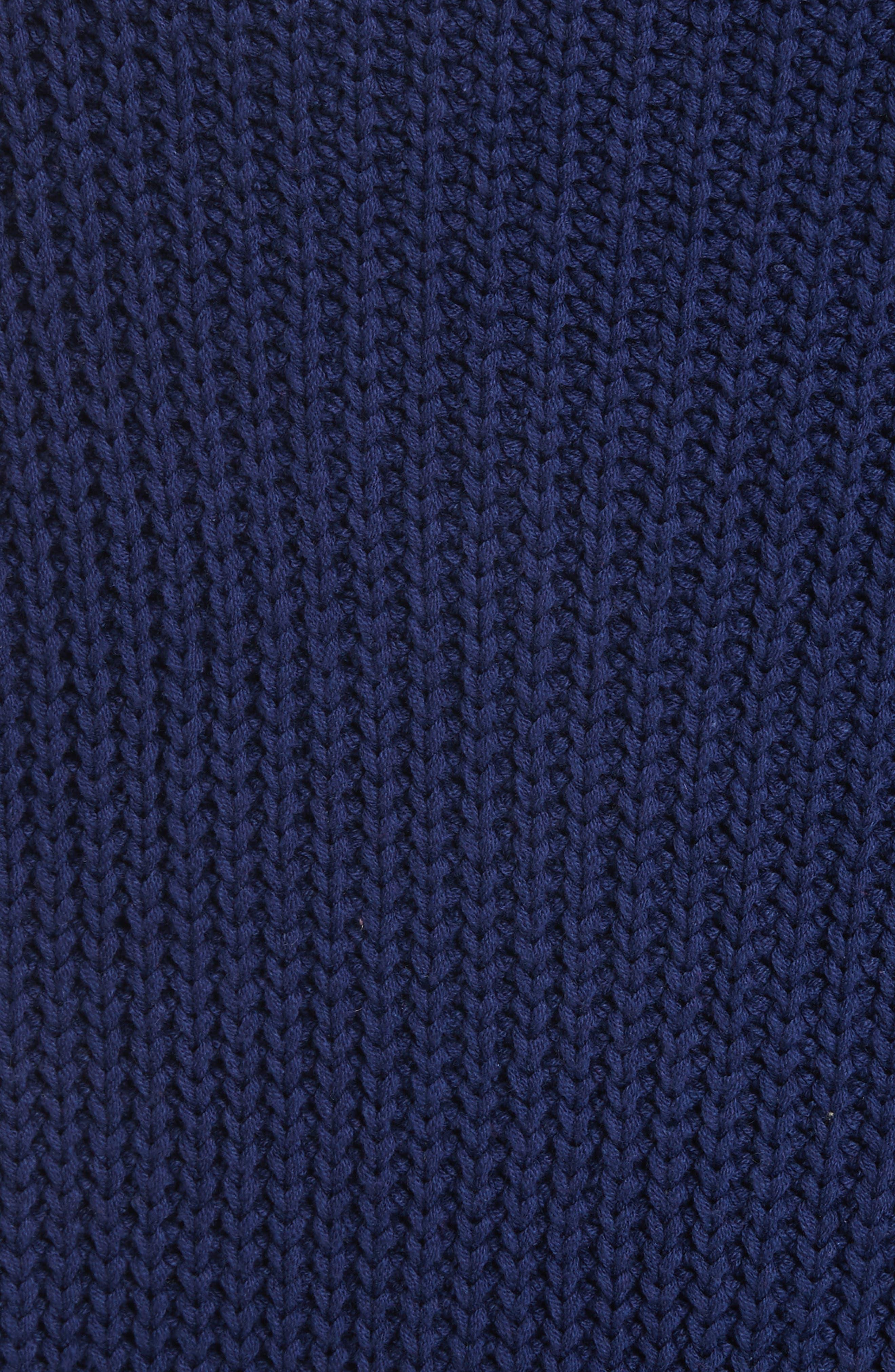 Swim Too Deep Turtleneck Sweater,                             Alternate thumbnail 23, color,